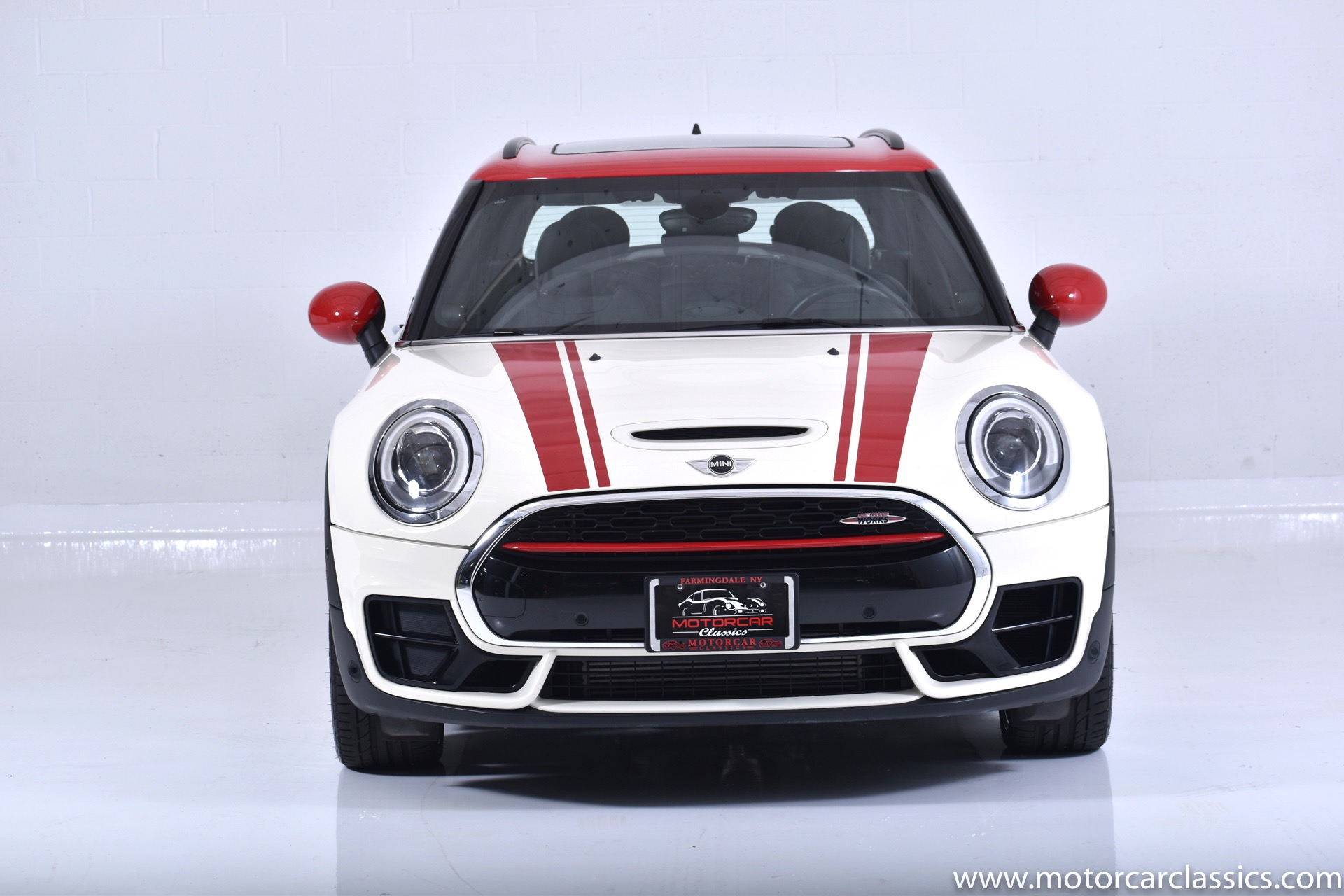 2017 MINI Clubman John Cooper Works ALL4
