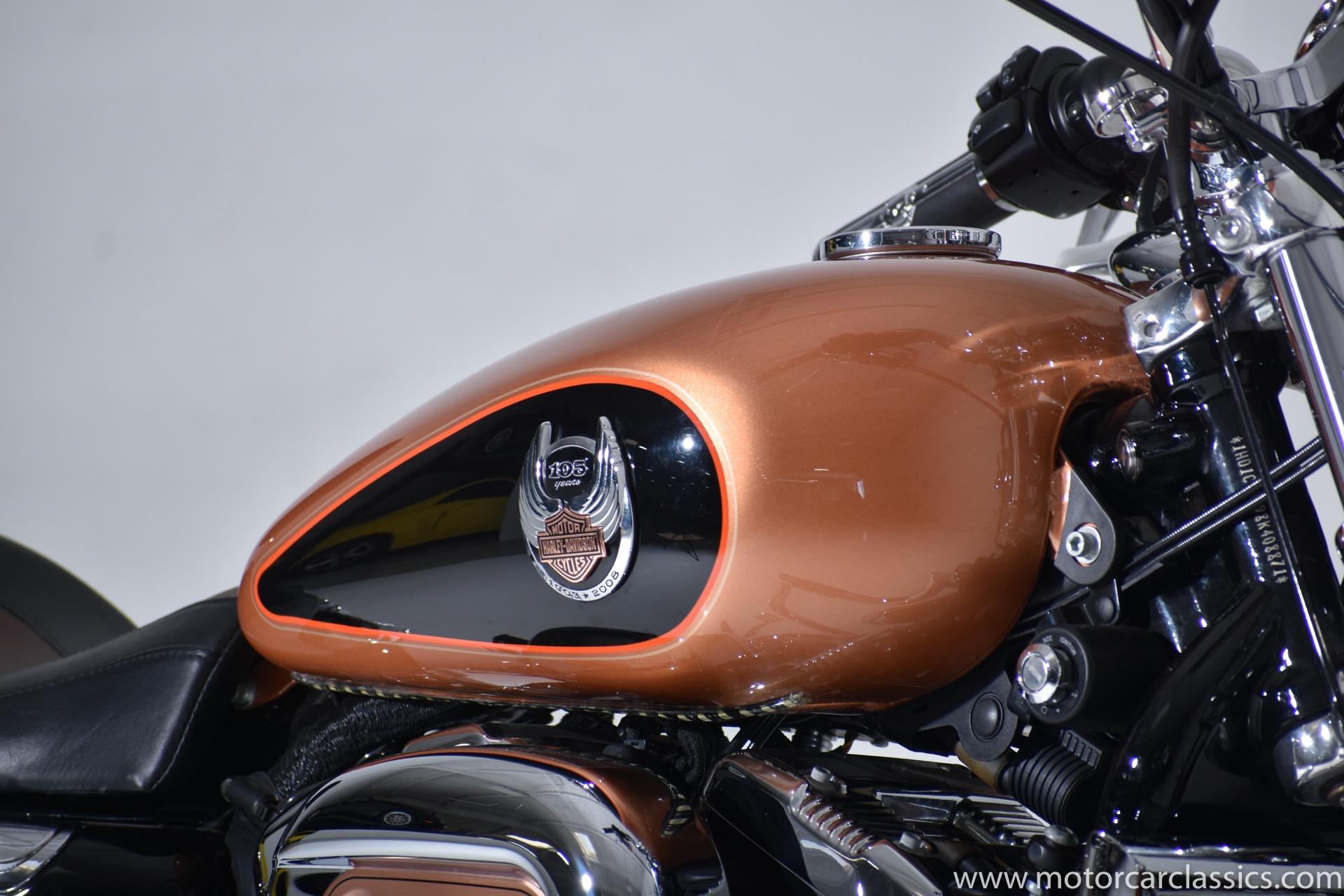 2008 Harley-Davidson XL1200