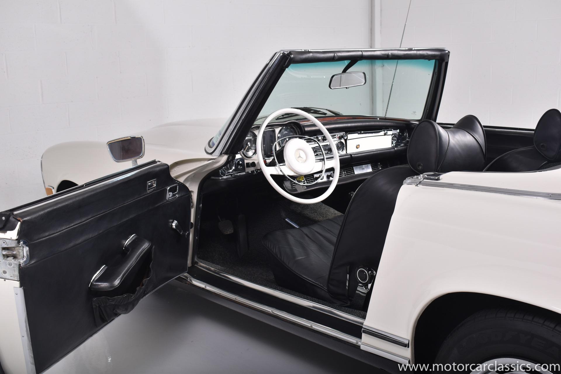 1970 Mercedes-Benz SL-CLASS 280SL