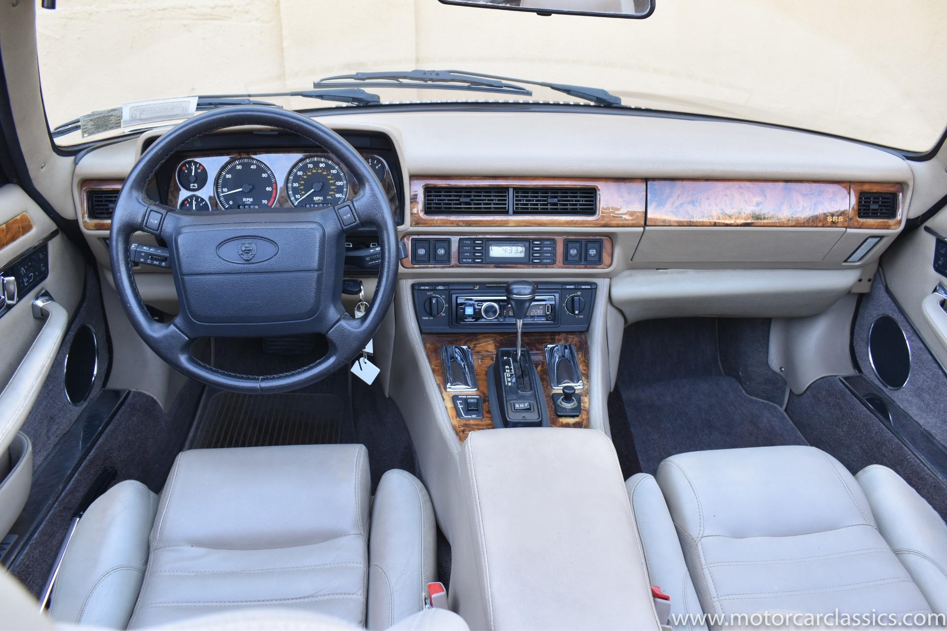 1994 Jaguar XJ-Series XJS