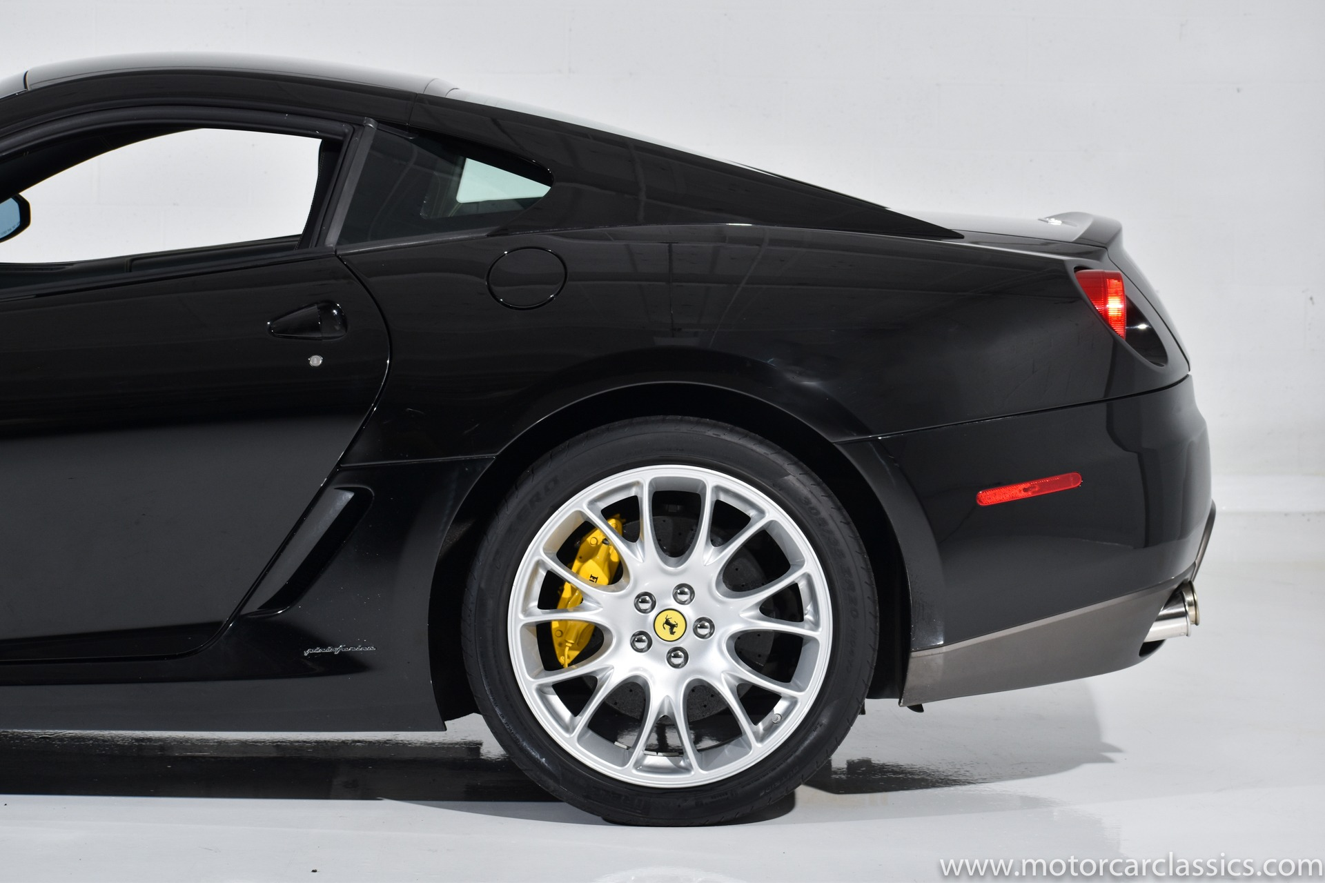 2007 Ferrari 599 GTB Fiorano F1
