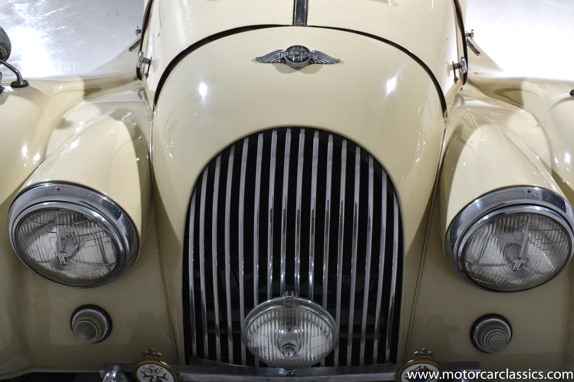 1961 Morgan Plus 4