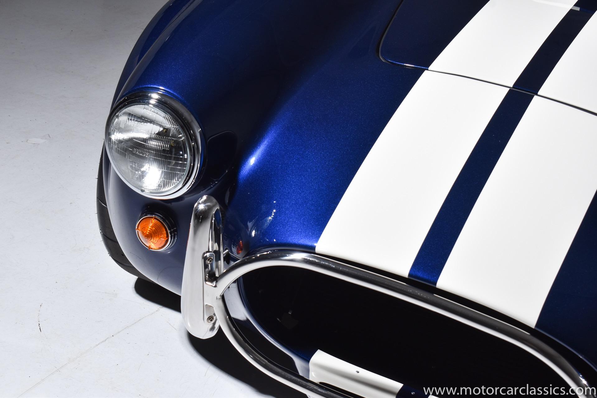 1965 Shelby Cobra