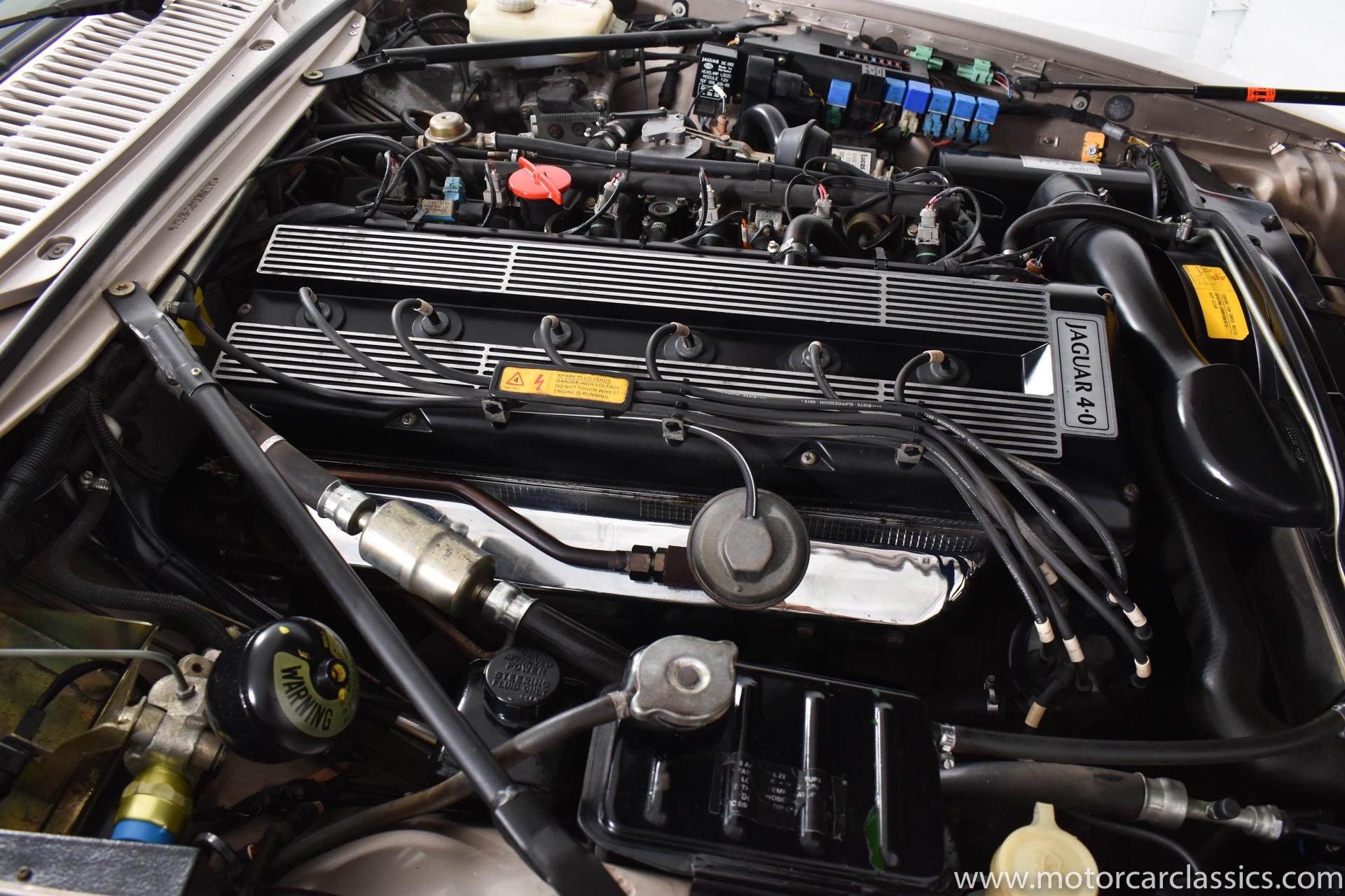 1993 Jaguar XJ-Series XJS