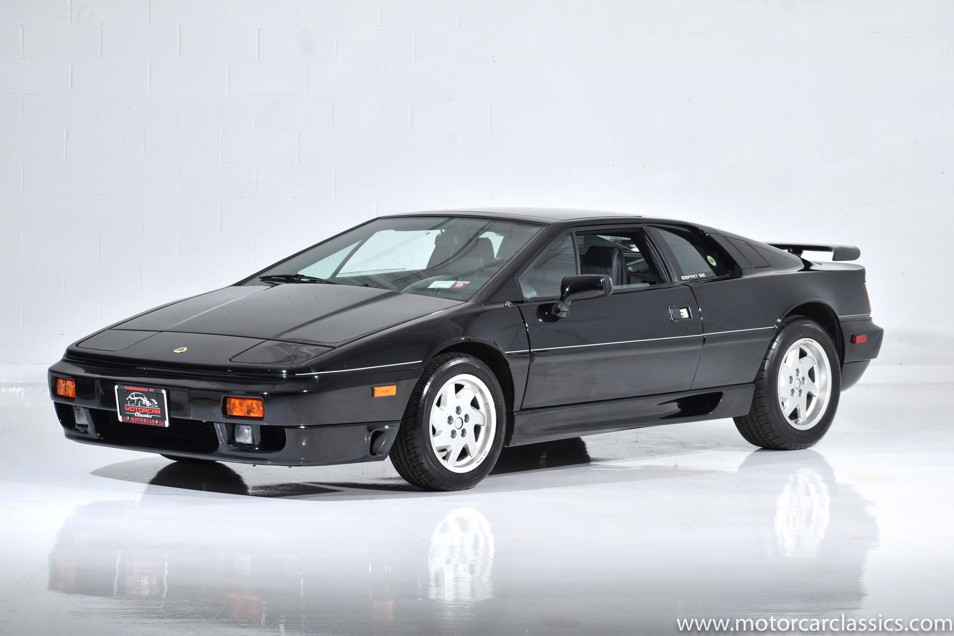 1990 Lotus Esprit SE