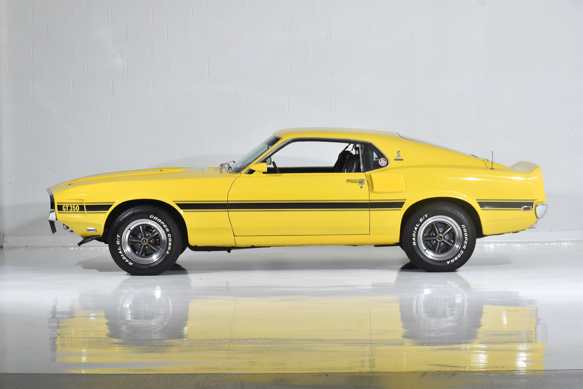 1969 Shelby GT350
