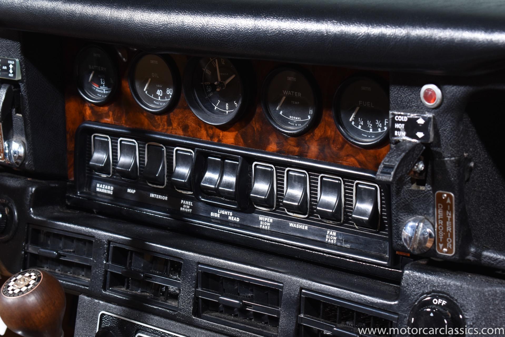 1974 Jaguar XK-Series XKE III Convertible RWD