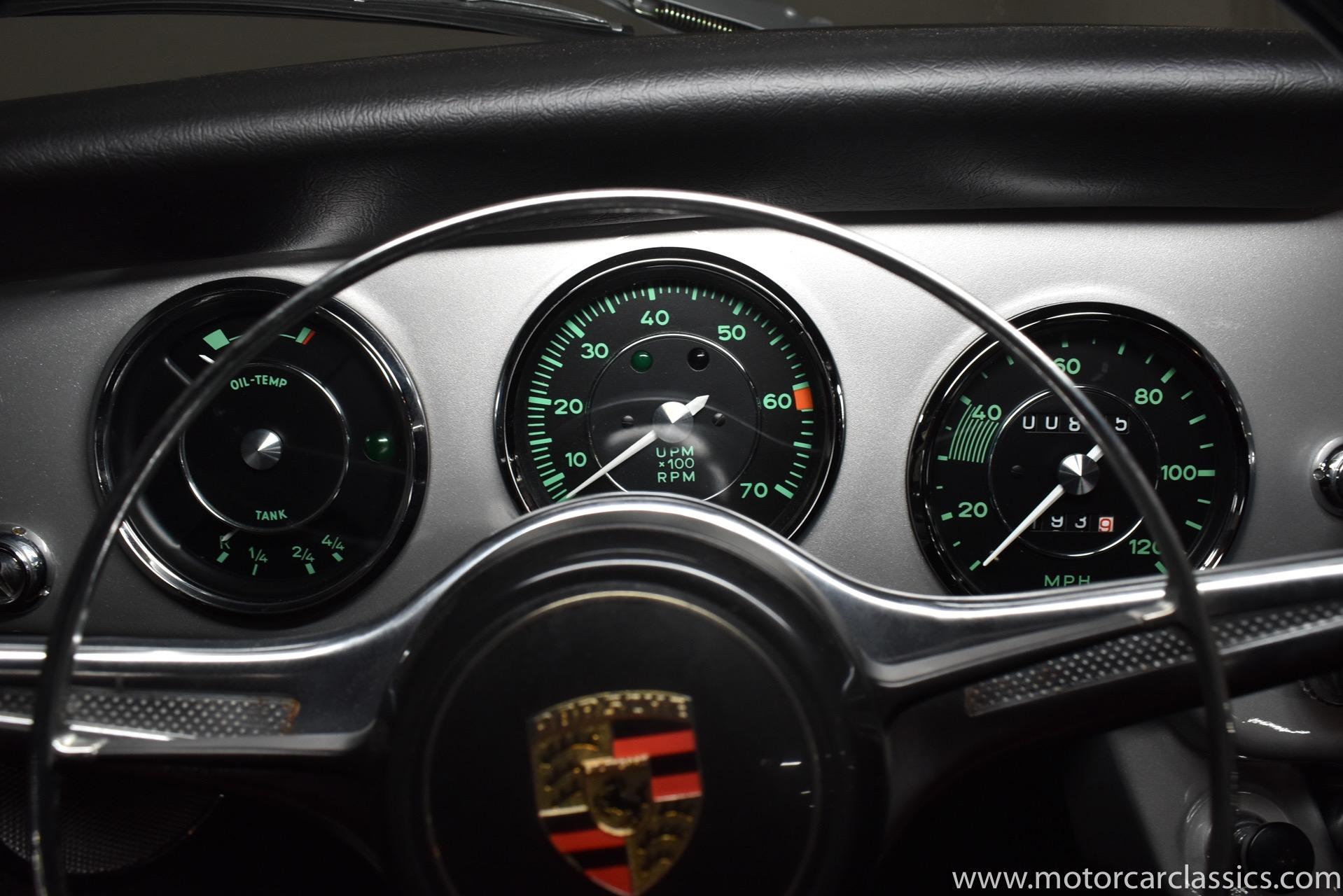 1964 Porsche 356 GT