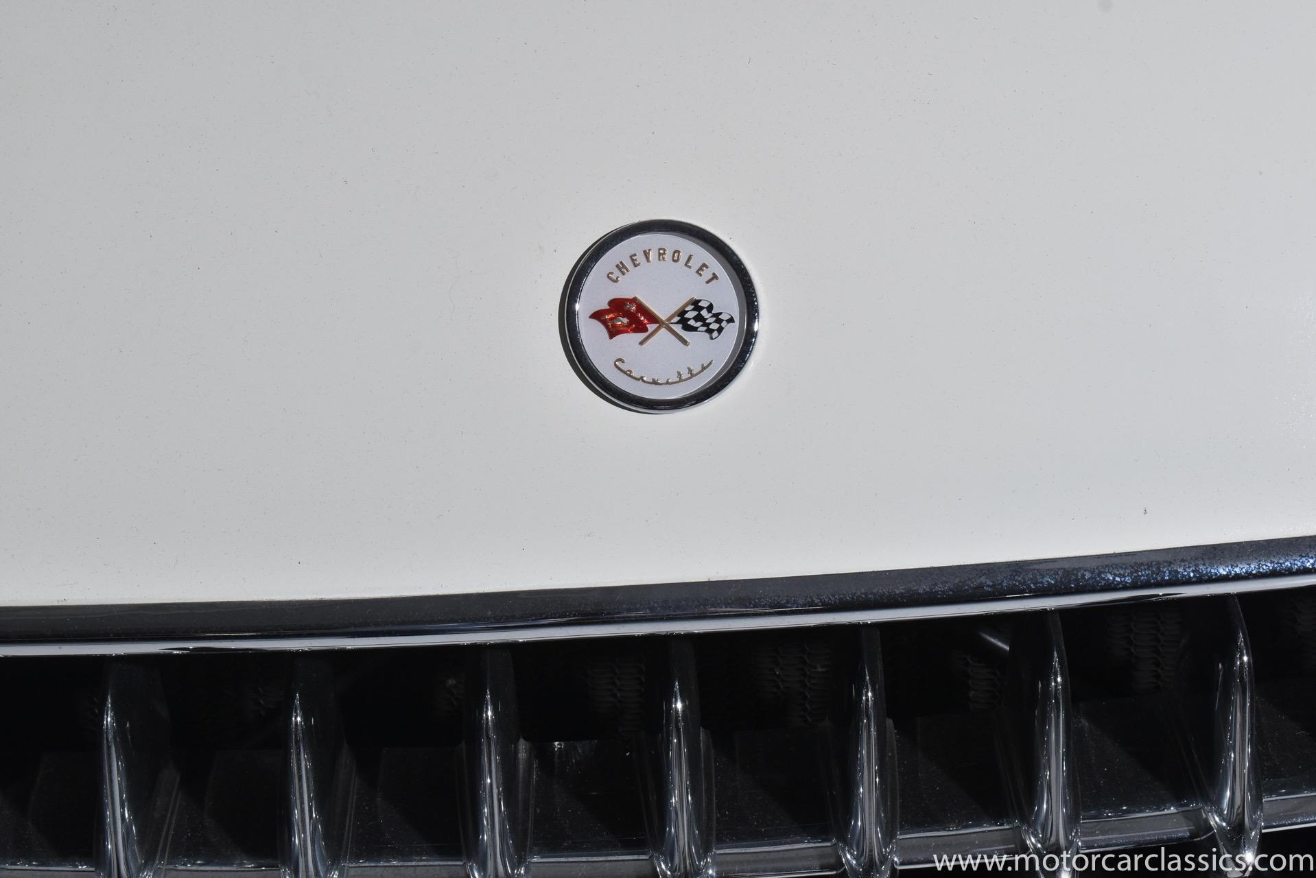 1953 Chevrolet Corvette