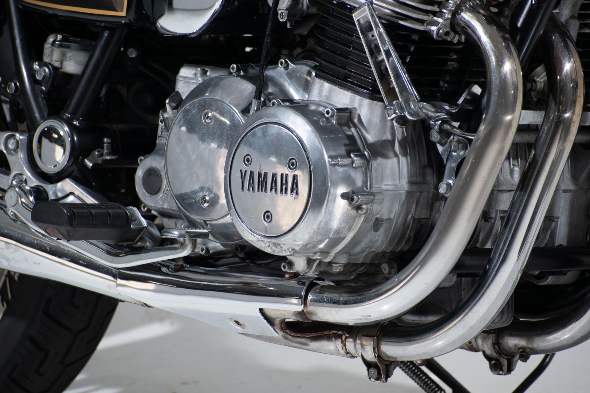1981 Yamaha XS1100