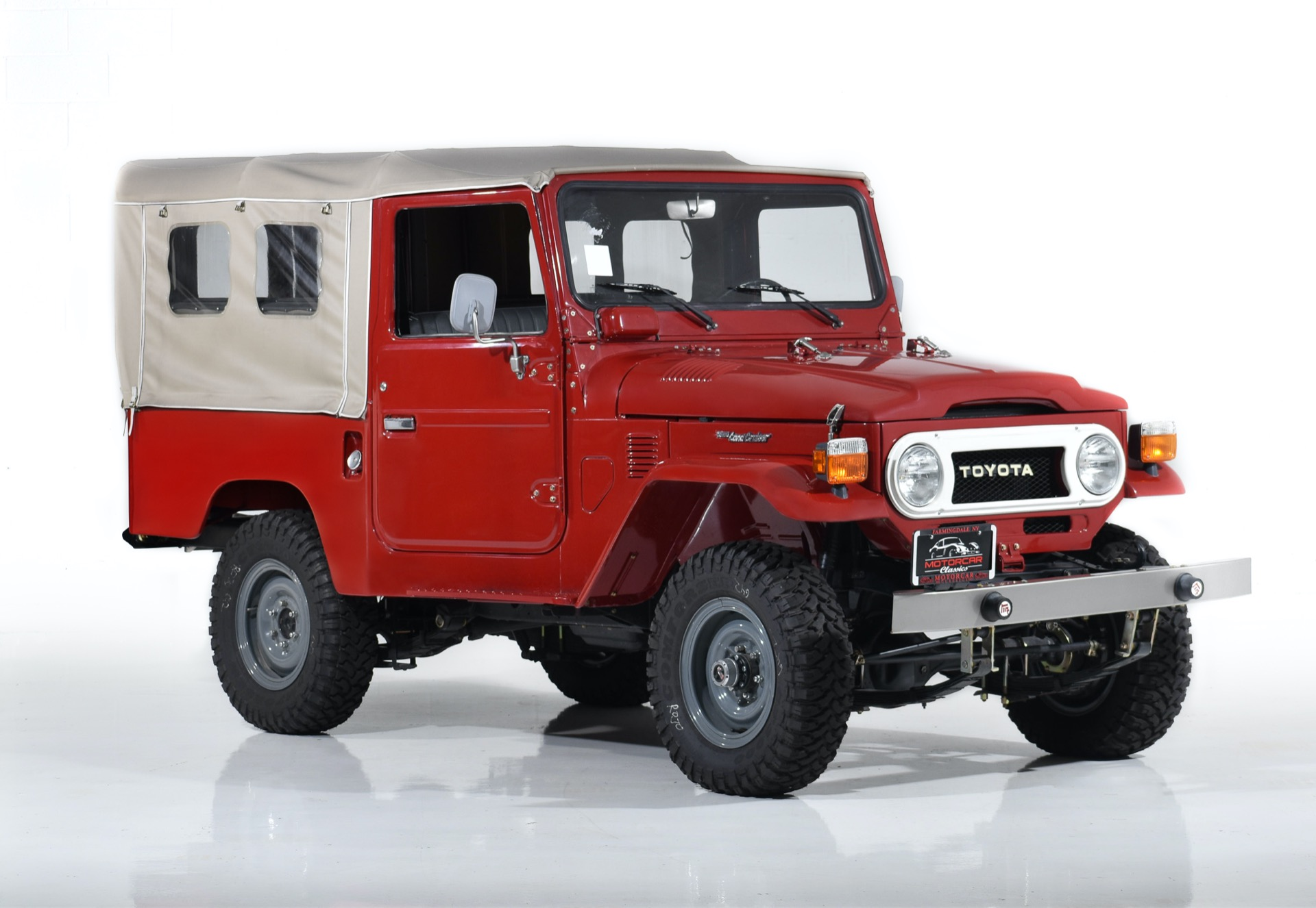 Used 1975 Toyota Land Cruiser FJ40 | Farmingdale, NY