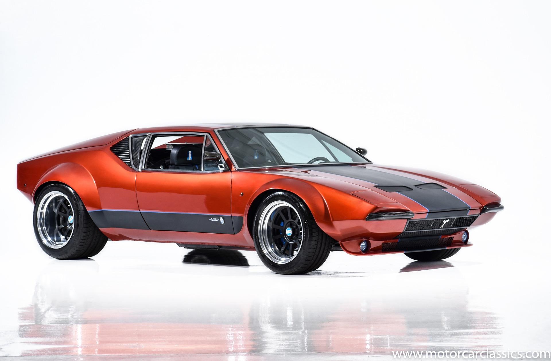 Used 1972 De Tomaso Pantera Coupe RWD | Farmingdale, NY