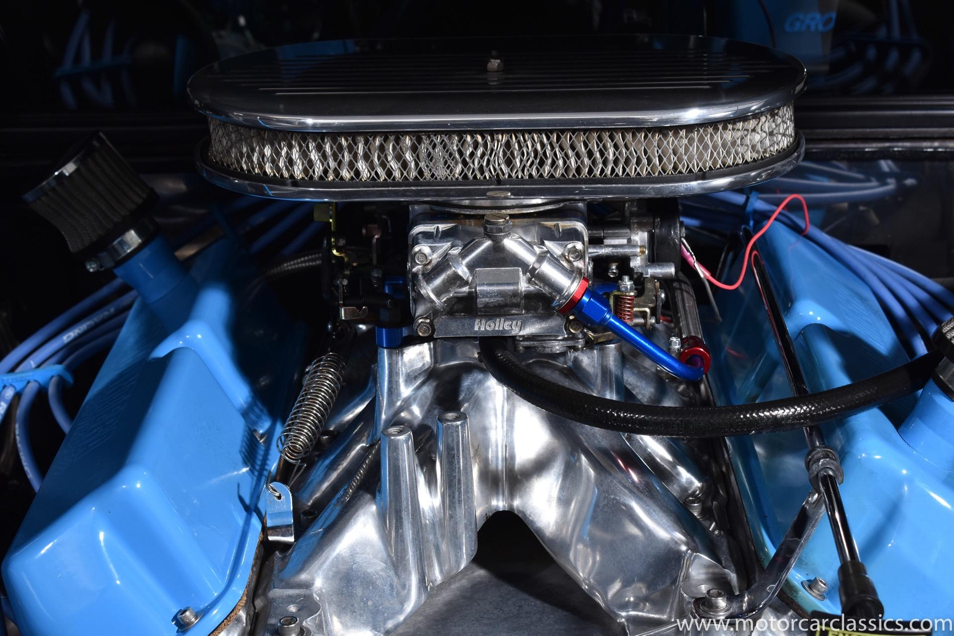 1972 De Tomaso Pantera Coupe RWD