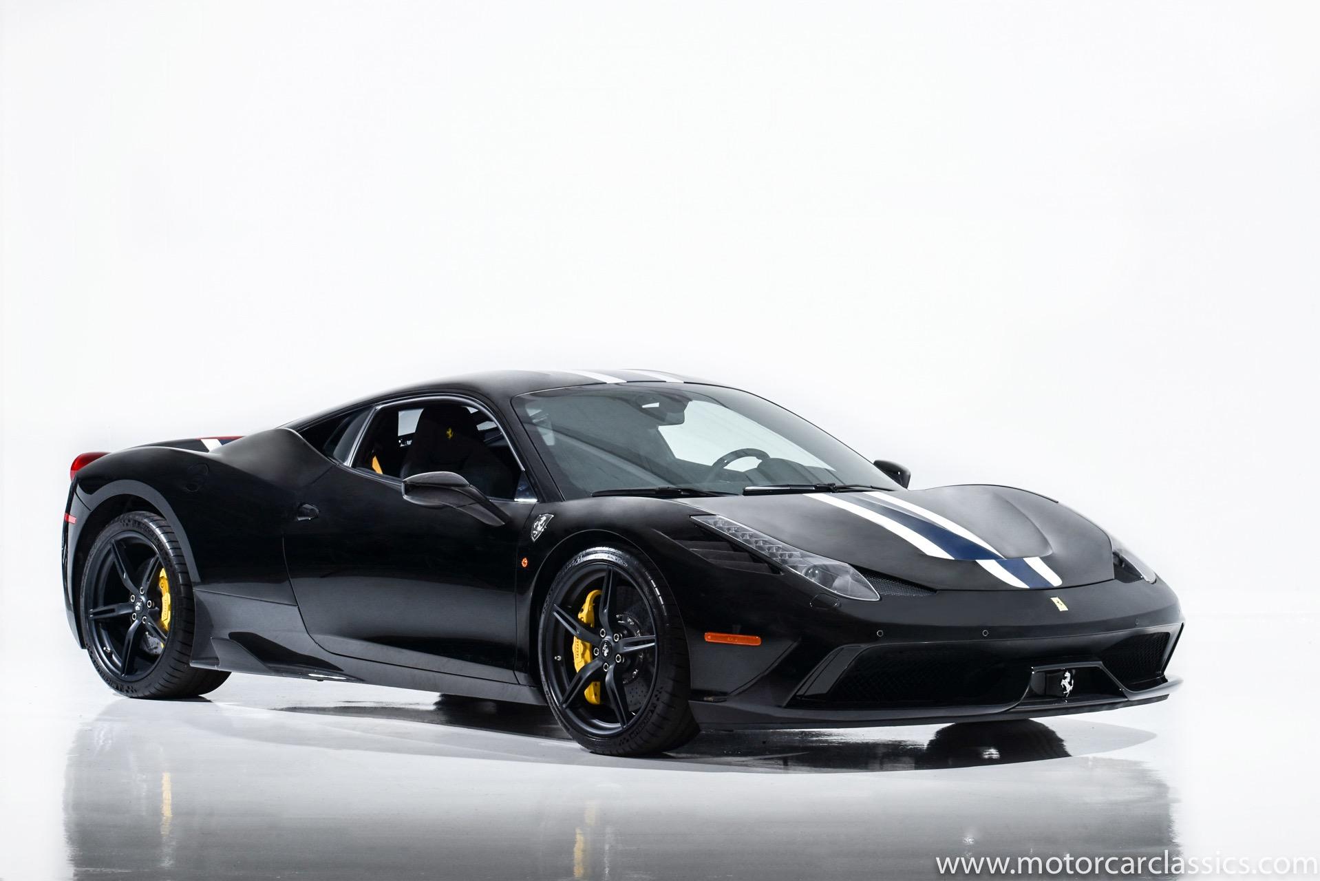 Used 2014 Ferrari 458 Speciale  | Farmingdale, NY