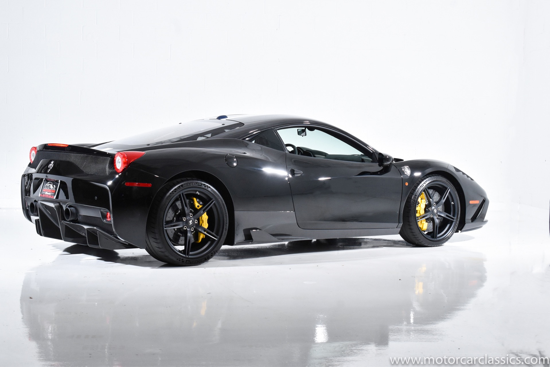 2014 Ferrari 458 Speciale