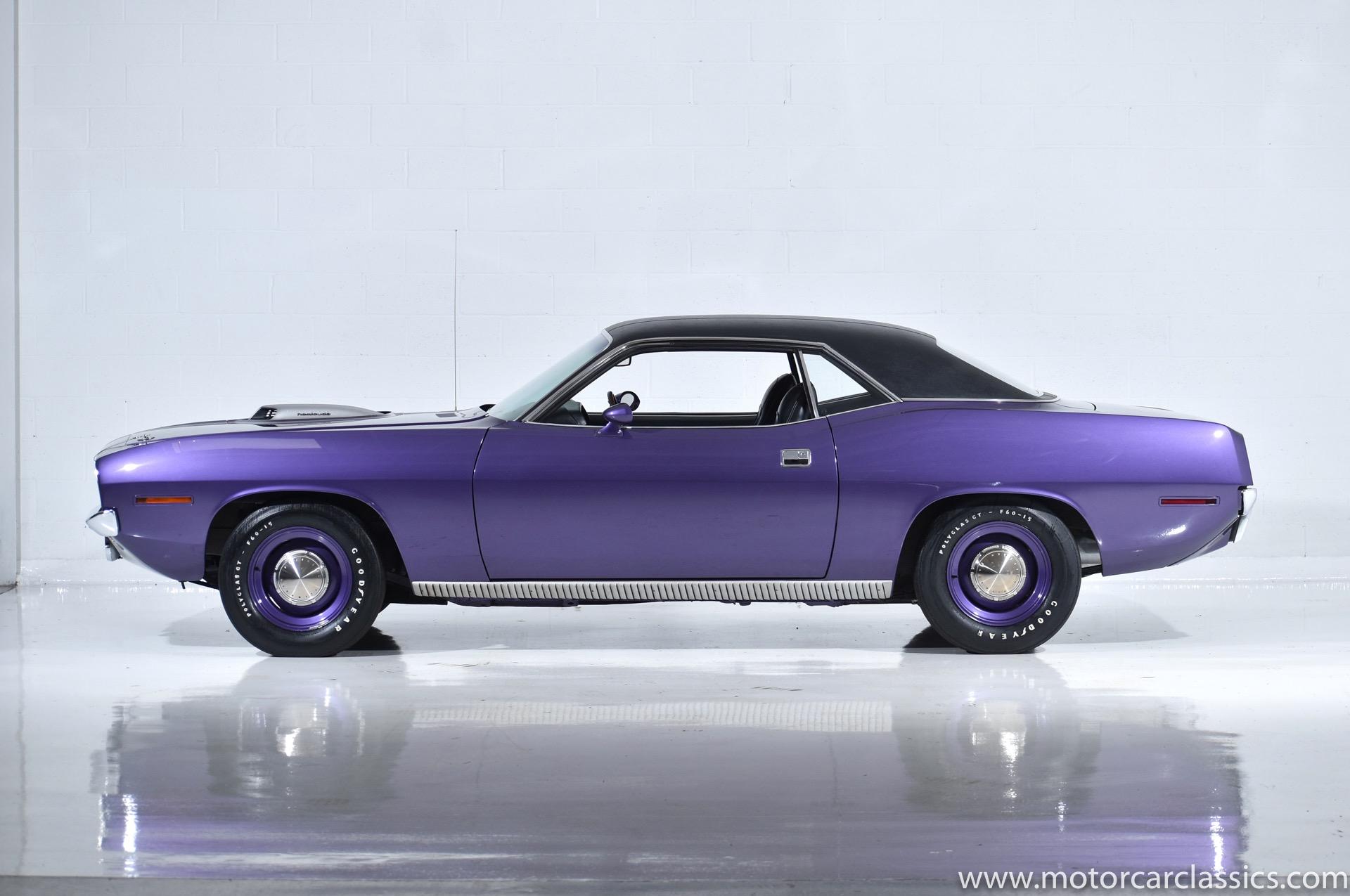 1970 Plymouth Barracuda HEMI