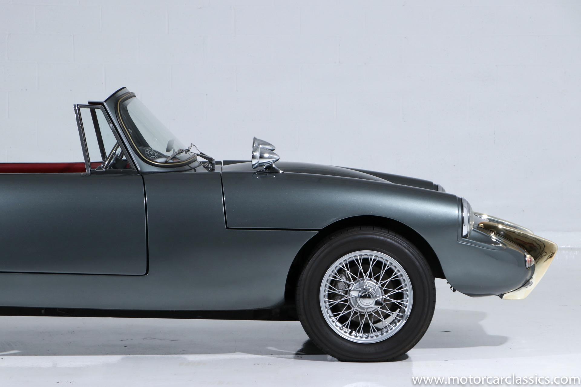 1963 Reliant Sabre Convertible RWD