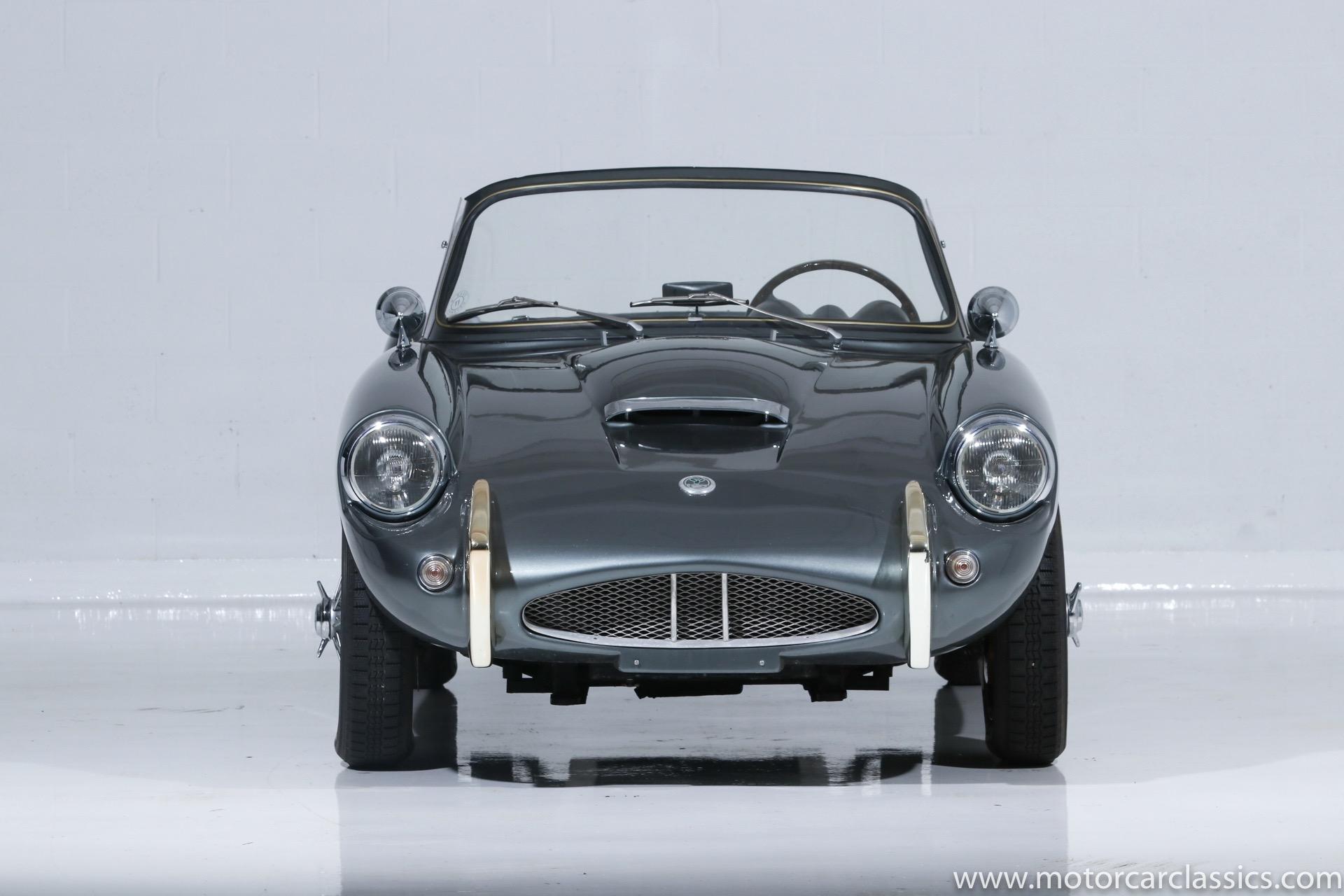 1963 Reliant Sabra Convertible RWD