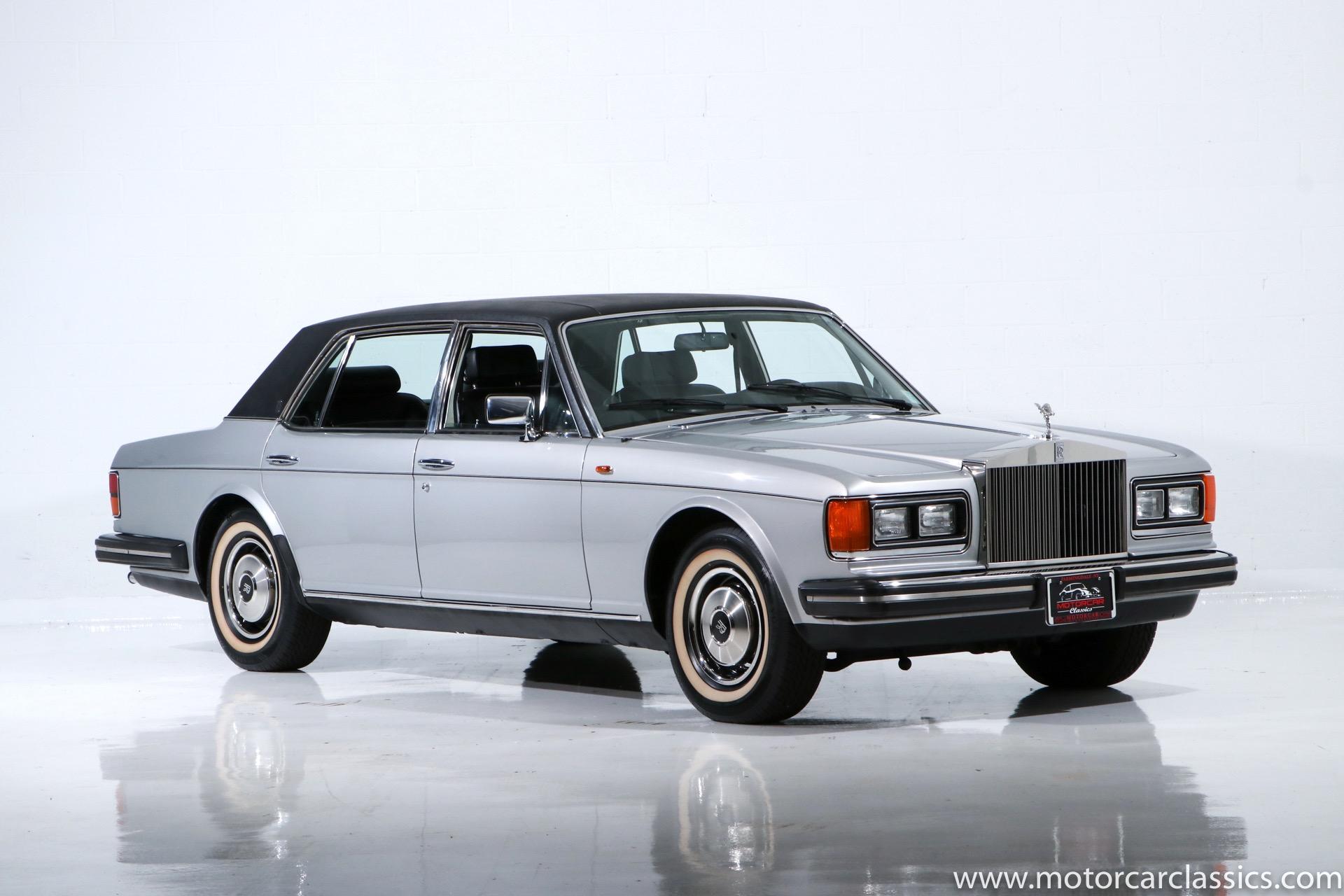 Used 1983 Rolls-Royce Silver Spur  | Farmingdale, NY