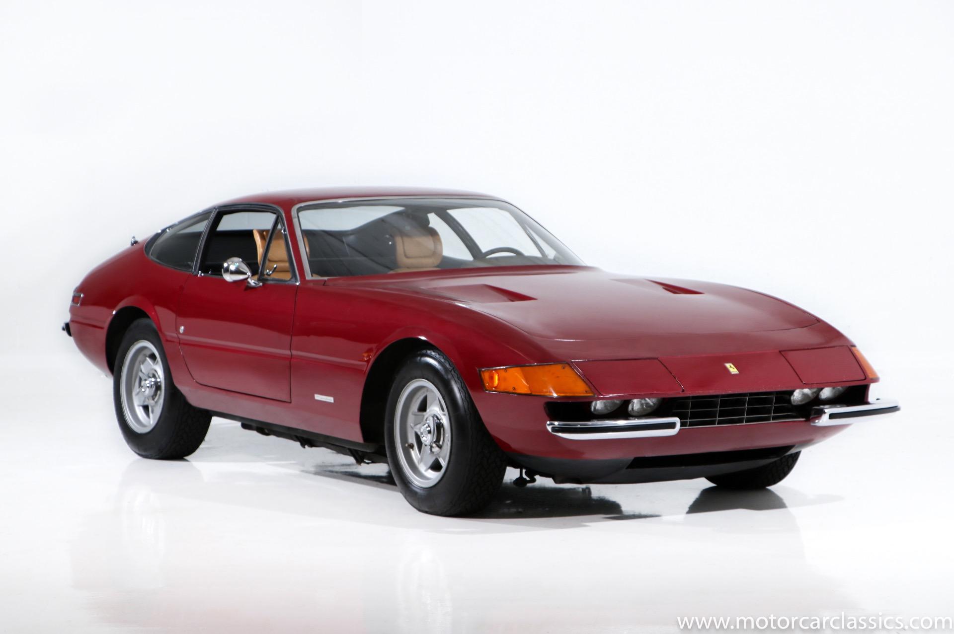 Used 1973 Ferrari 365 GTB/4 Daytona Coupe RWD | Farmingdale, NY