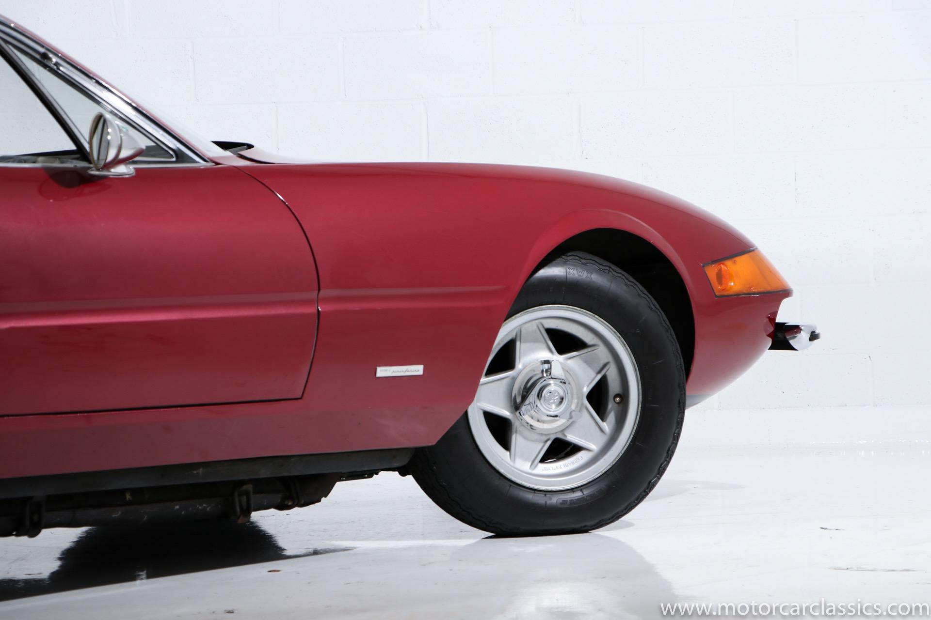 1973 Ferrari 365 GTB/4 Daytona Coupe RWD