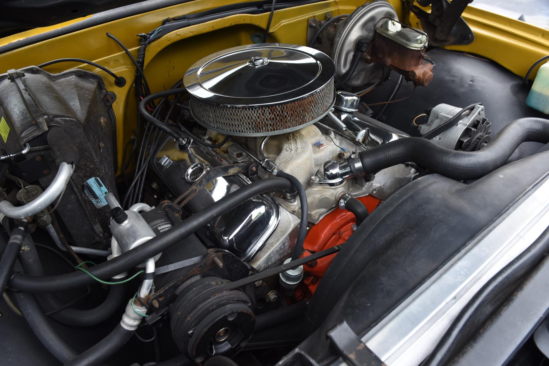 1972 Chevrolet C/K 10 Cheyenne RWD