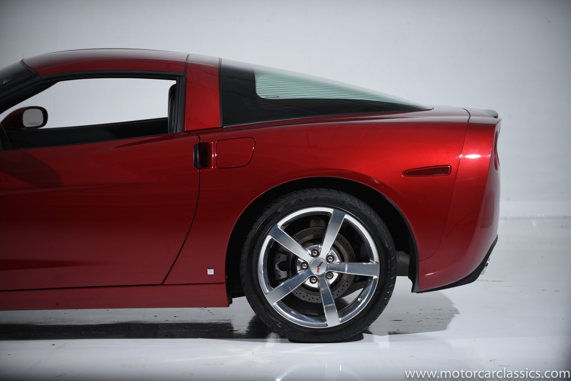 2008 Chevrolet Corvette 3LT
