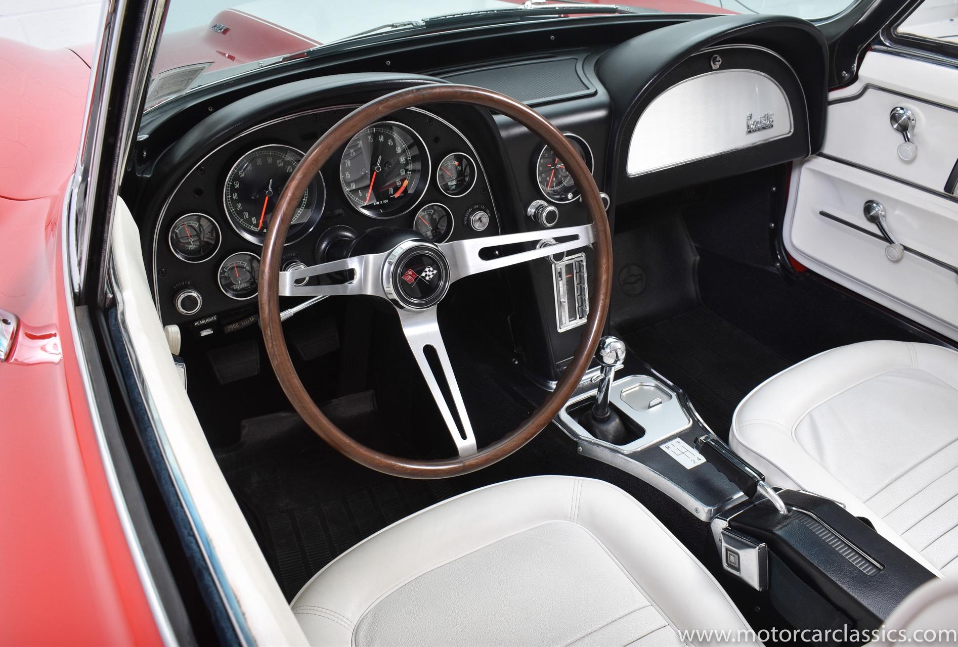1967 Chevrolet Corvette 427