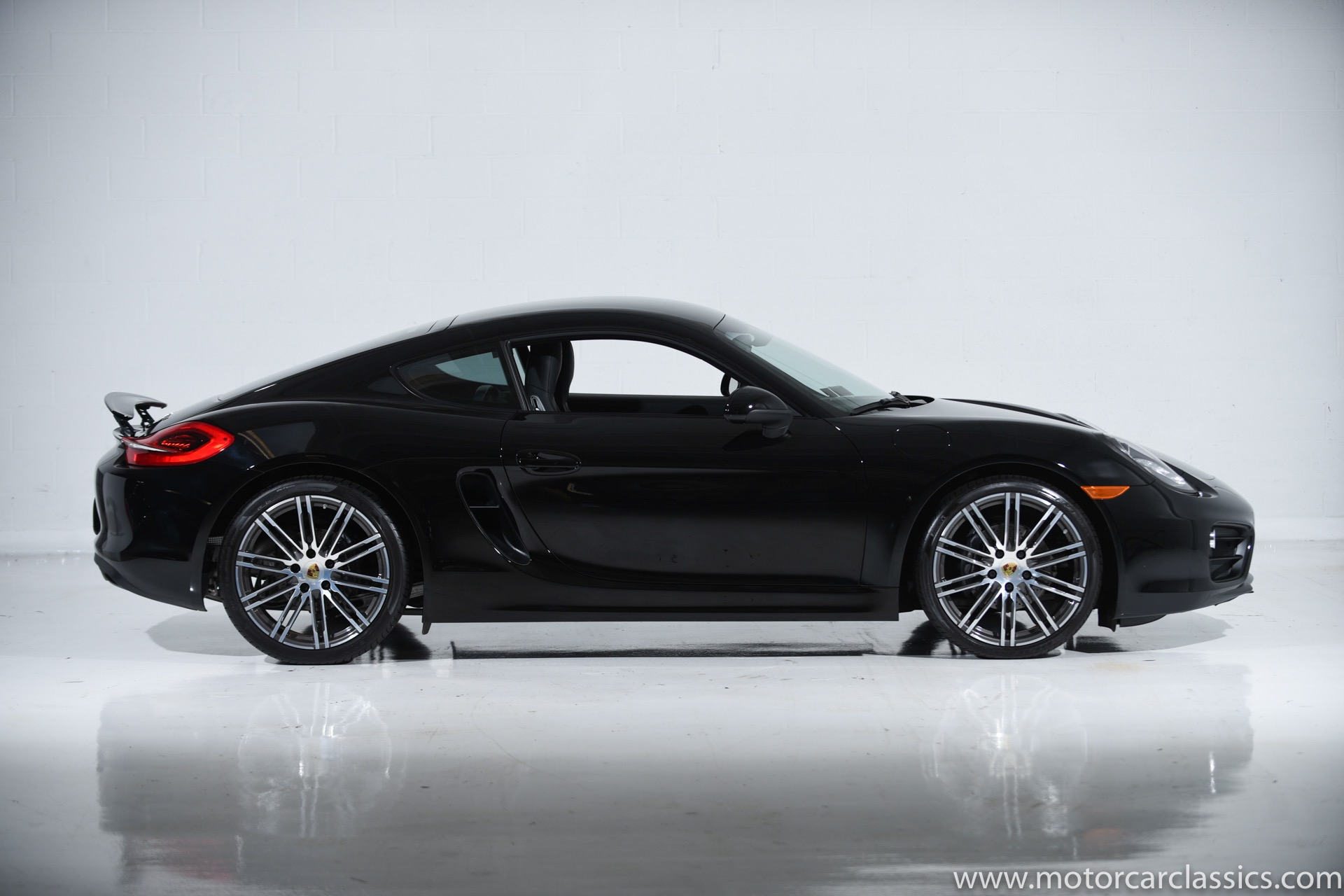 2016 Porsche Cayman Black Edition