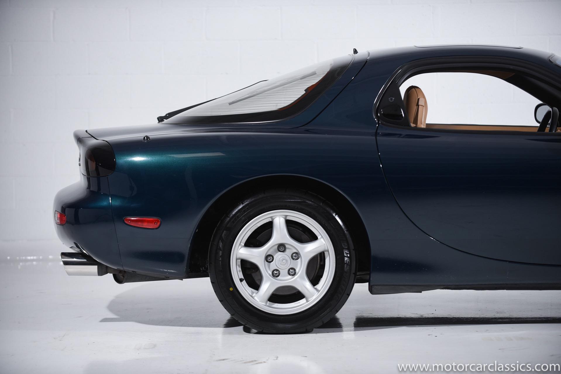 1993 Mazda RX-7 Turbo