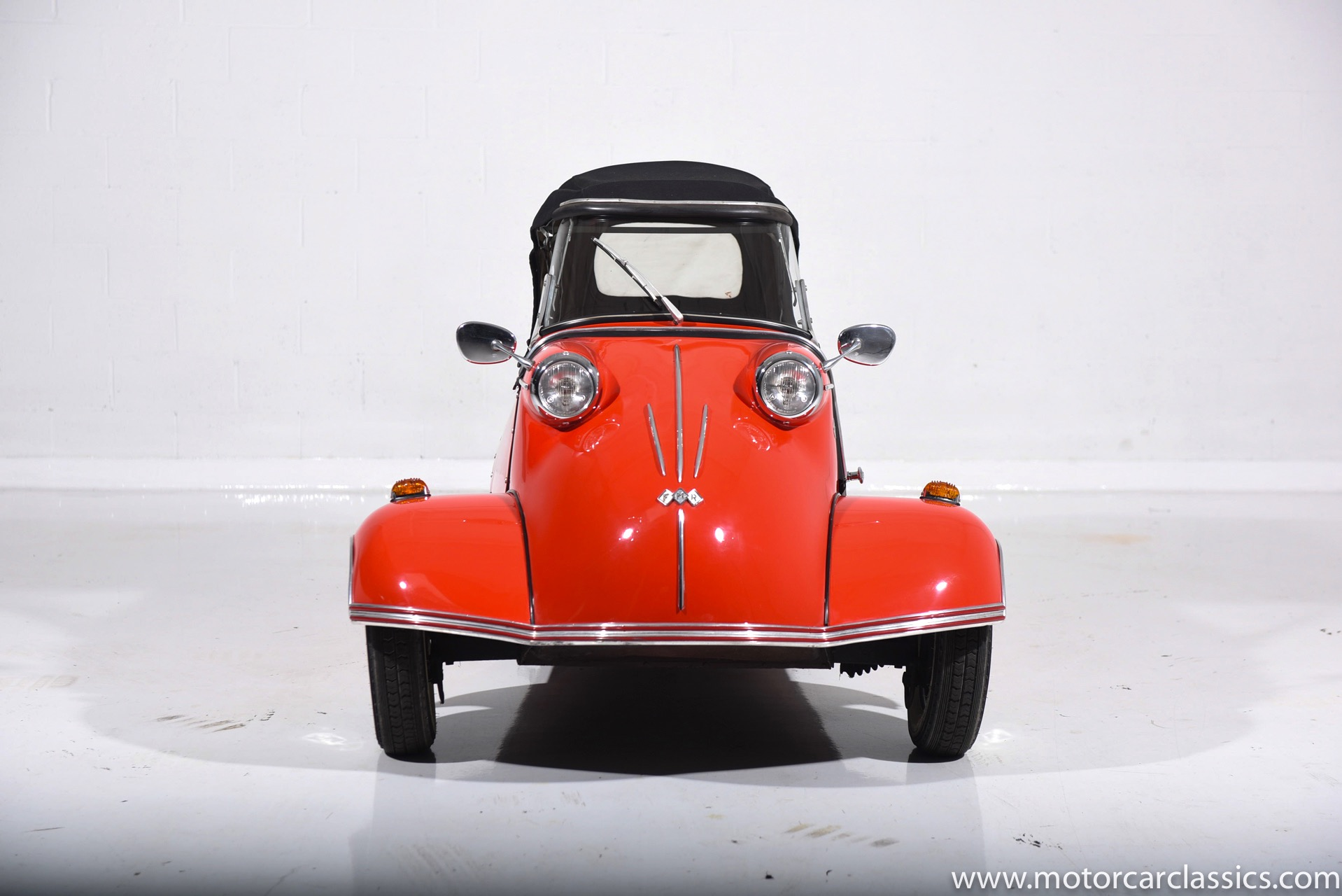 1960 Messerschmitt KR200 2-Door Coupe