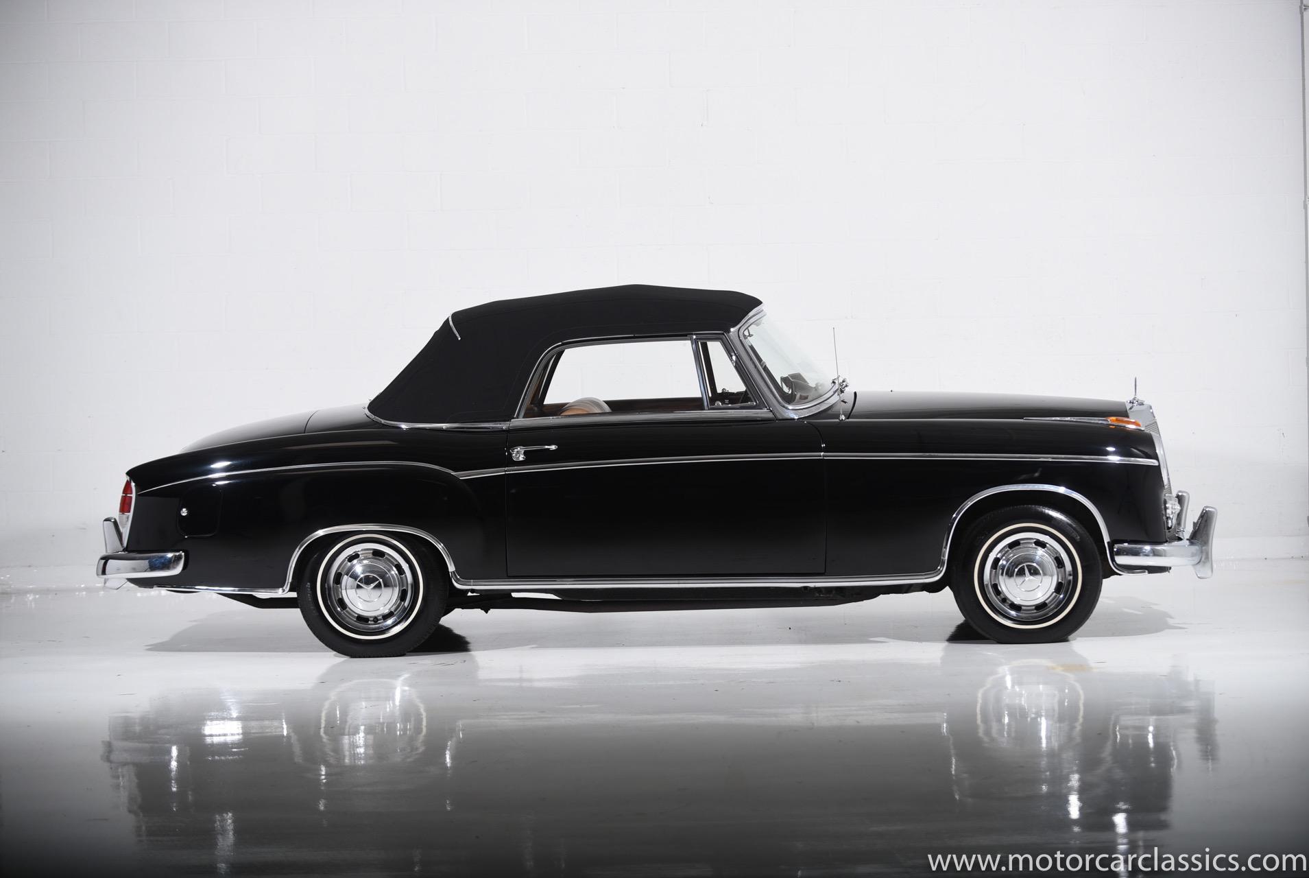 1959 Mercedes-Benz 220 S Cabriolet