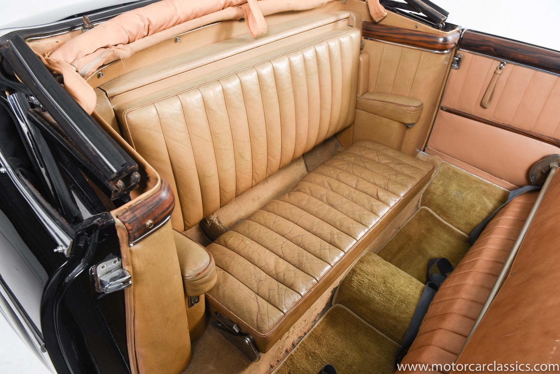 1959 Mercedes-Benz 220S