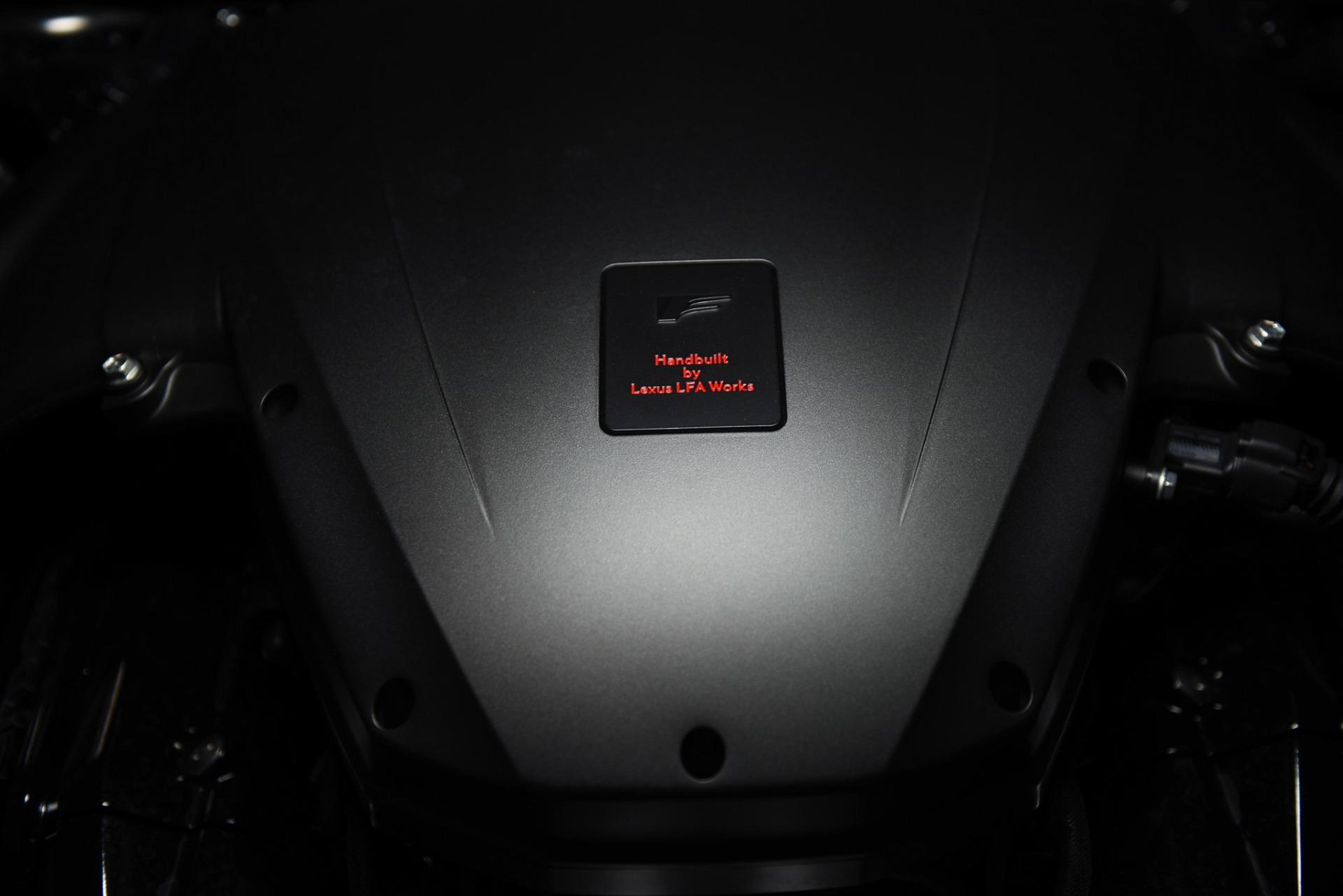 2012 Lexus LFA Nurburgring