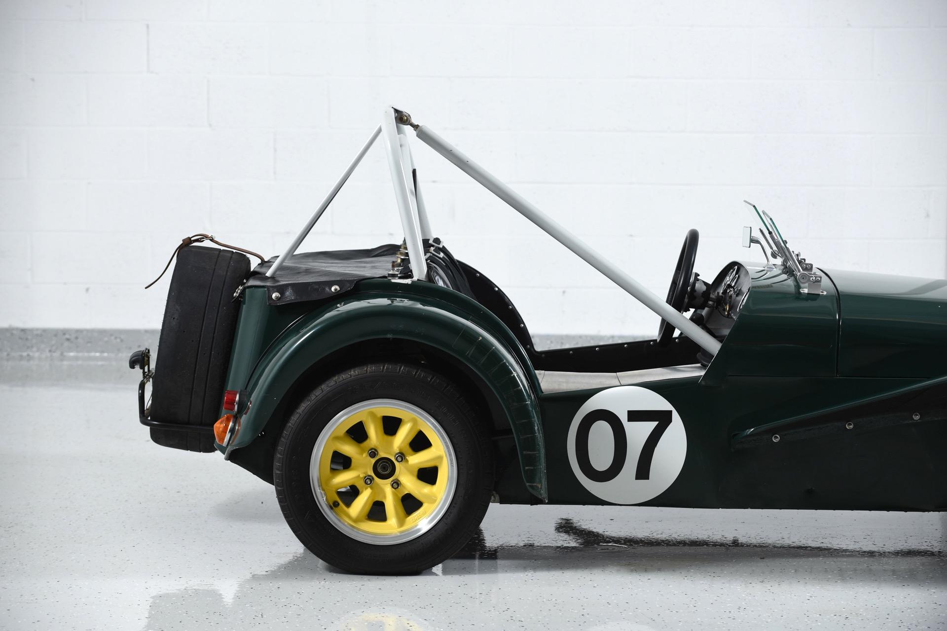 1967 Lotus Super Seven S2