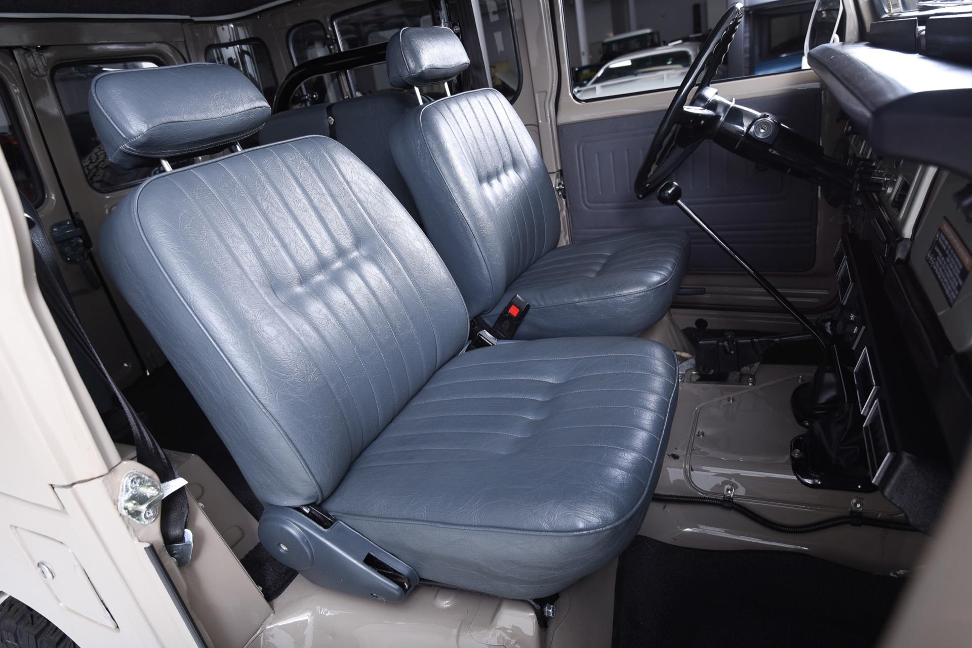 1983 Toyota Land Cruiser FJ40