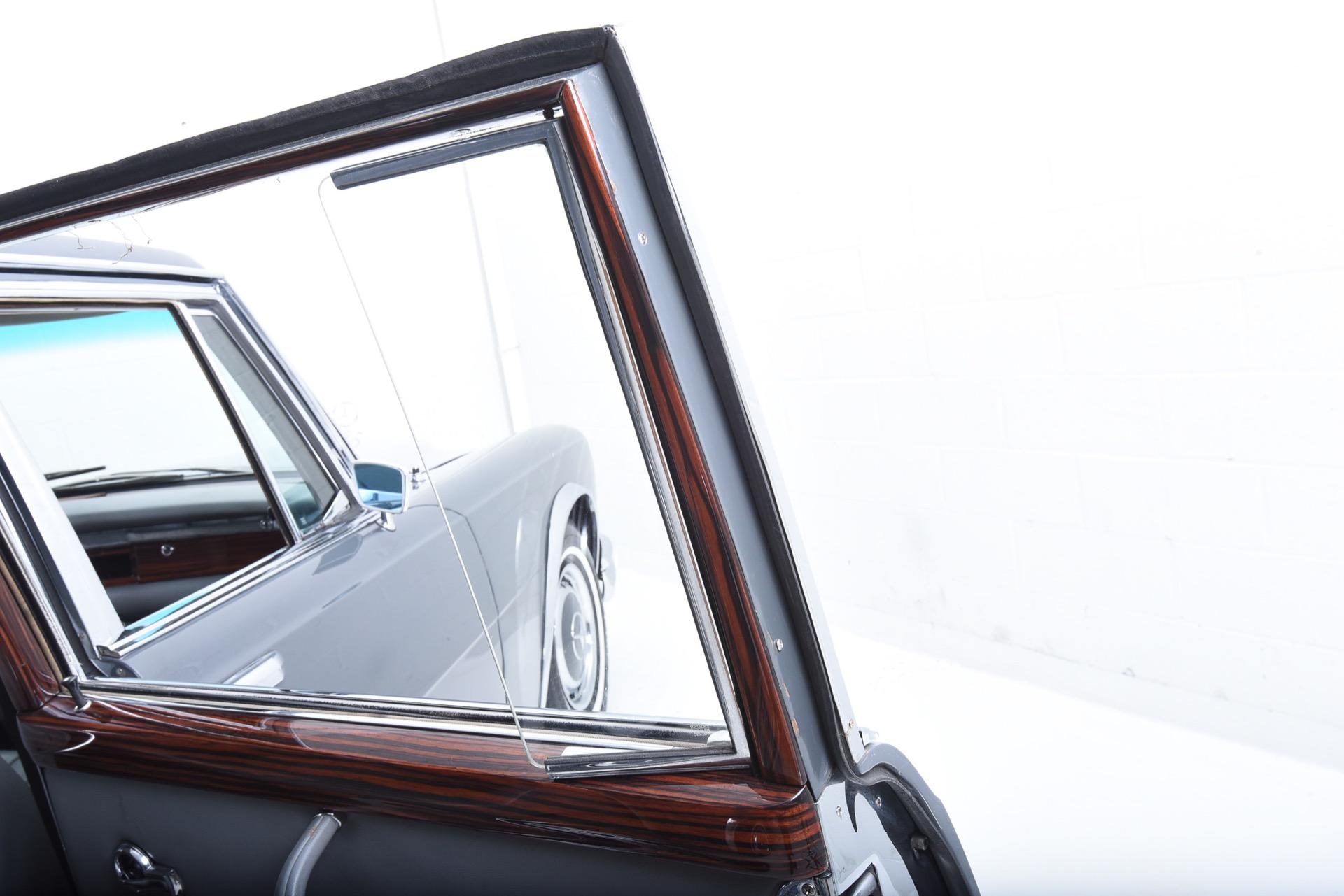1965 Mercedes-Benz 600 4-Door Sedan