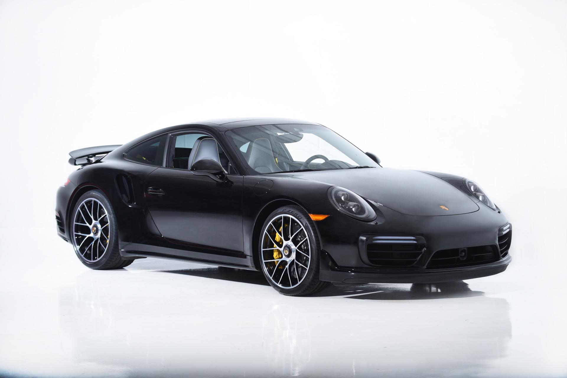Used 2017 Porsche 911 Turbo S | Farmingdale, NY