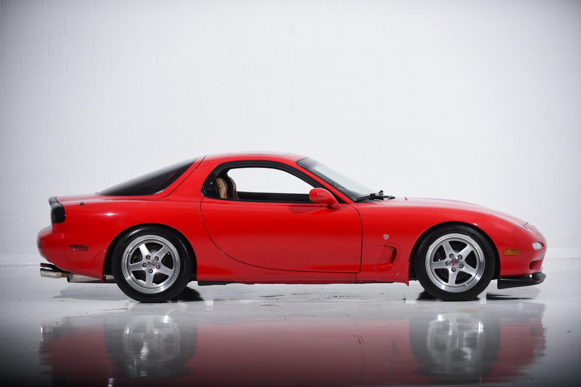 1995 Mazda RX-7 Turbo