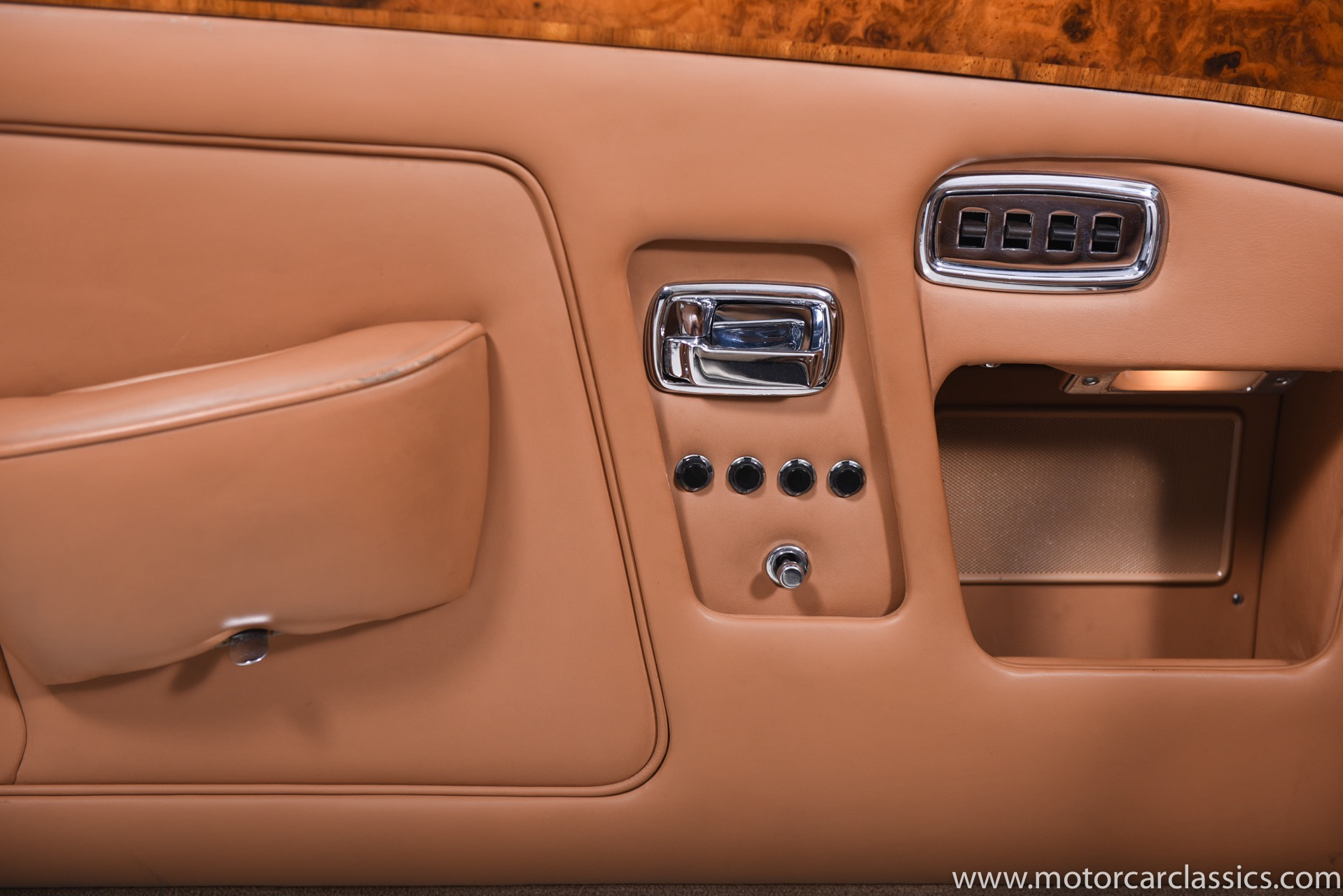 1970 Rolls-Royce Silver Shadow 2-Door Cabriolet