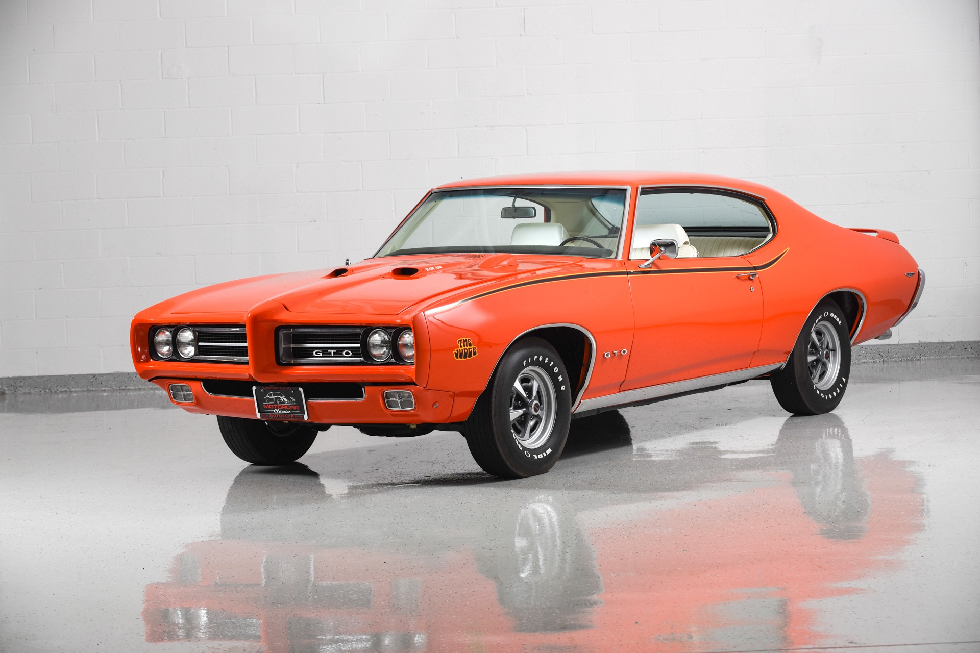 1969 Pontiac GTO Judge Motorcar Classics