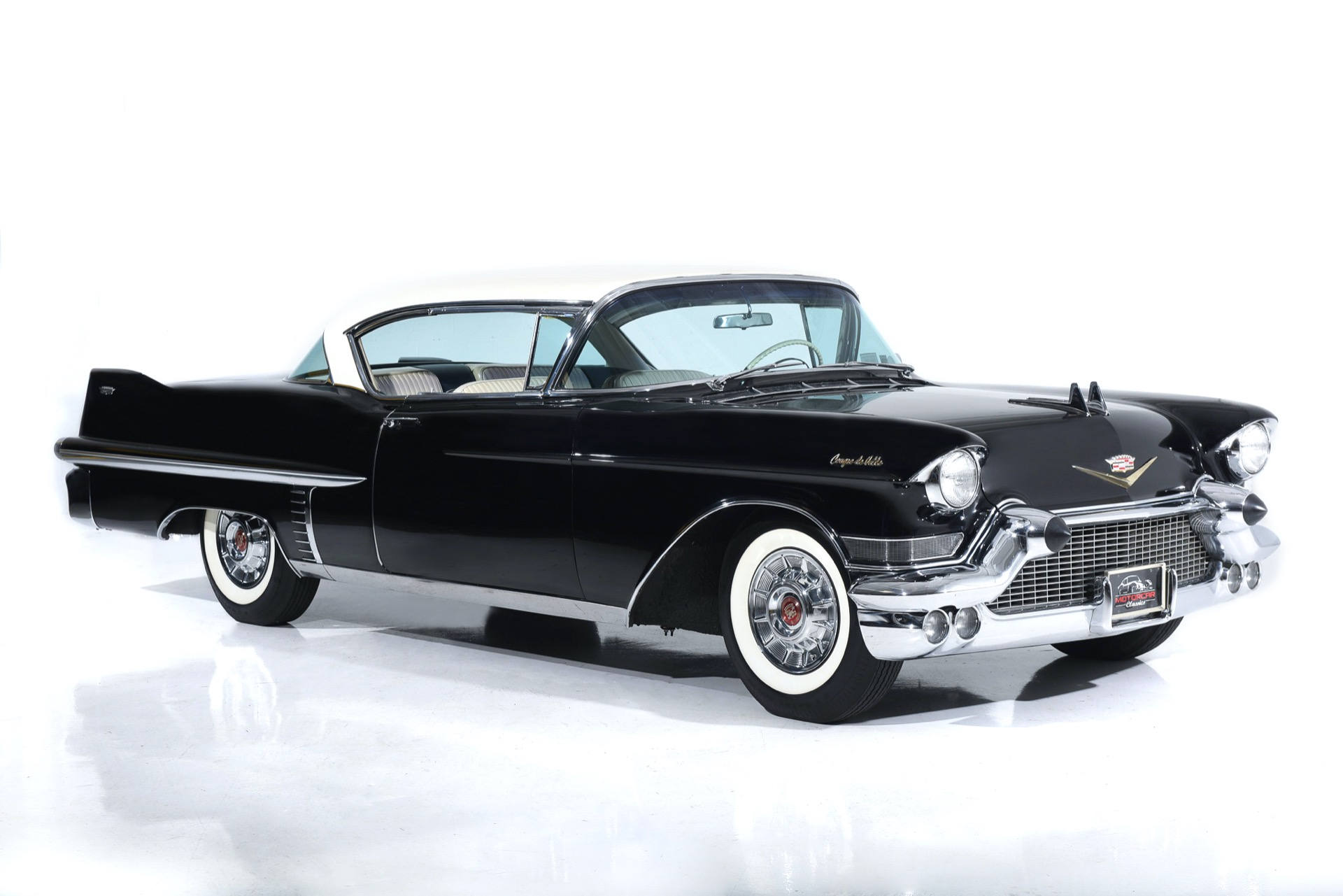 Used 1957 Cadillac Coupe DeVille For Sale ($39,900 ...