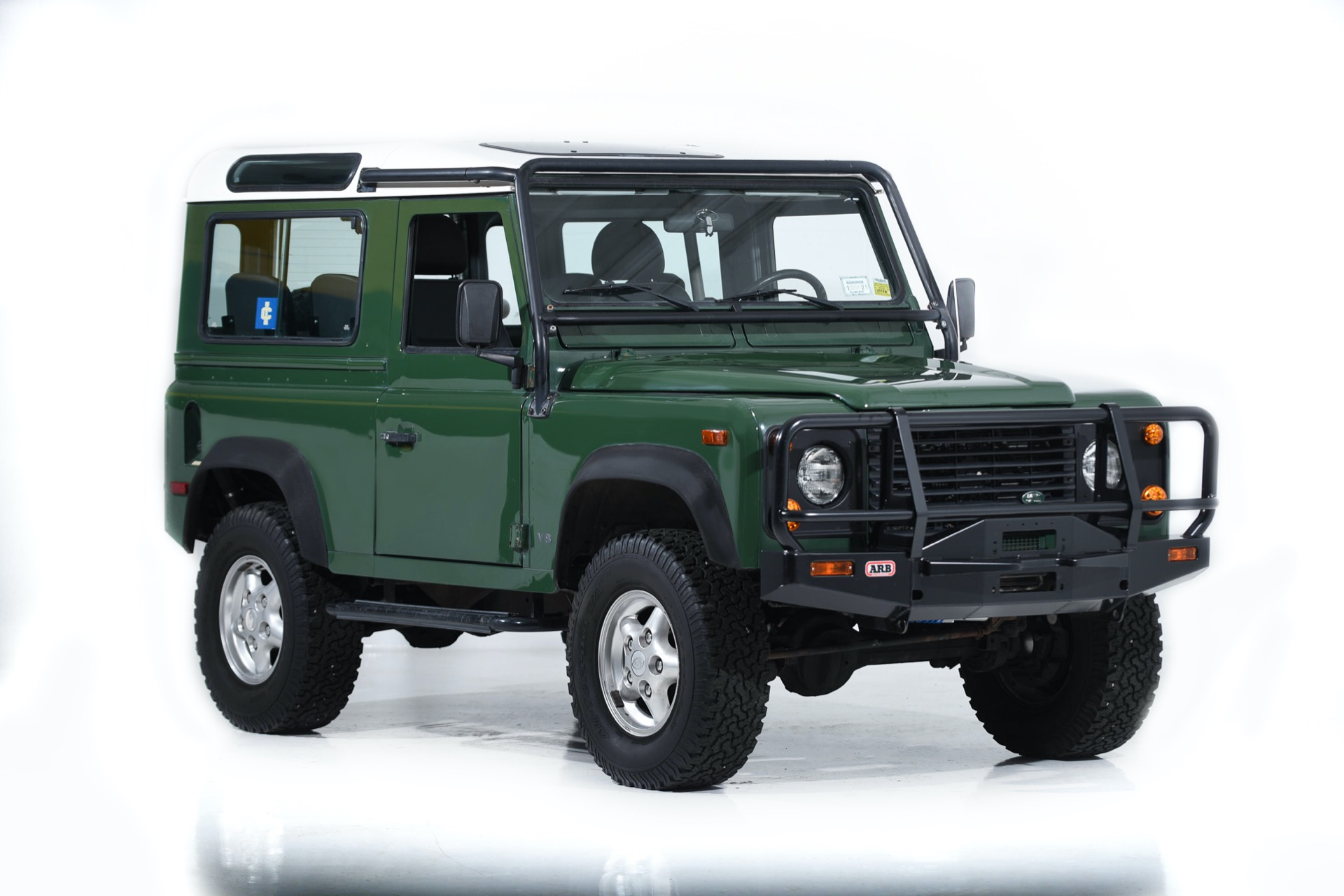 Used 1997 Land Rover Defender 90 | Farmingdale, NY