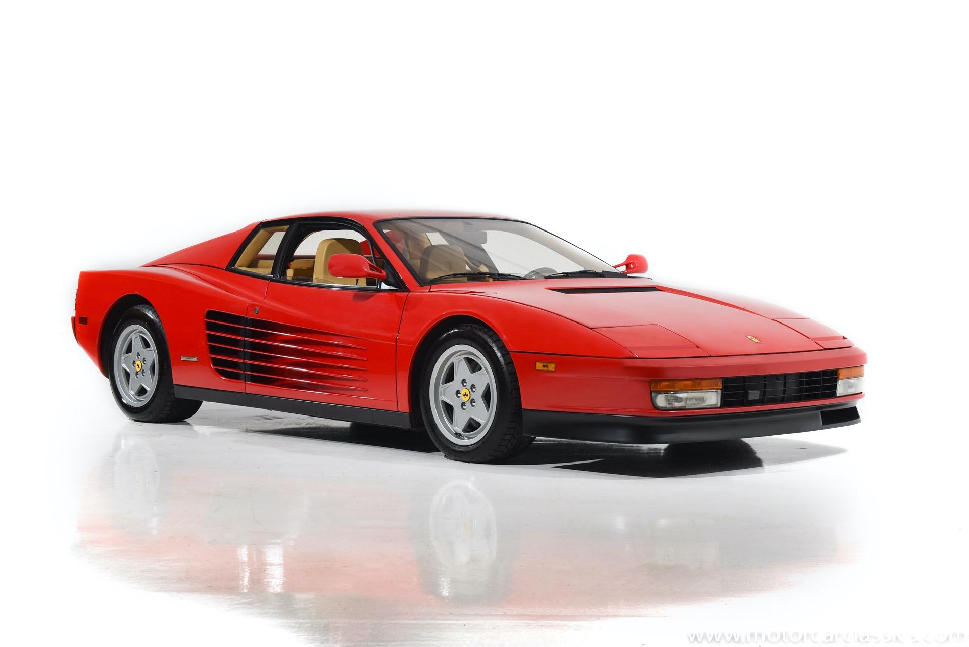 Used 1988 Ferrari Testarossa  | Farmingdale, NY