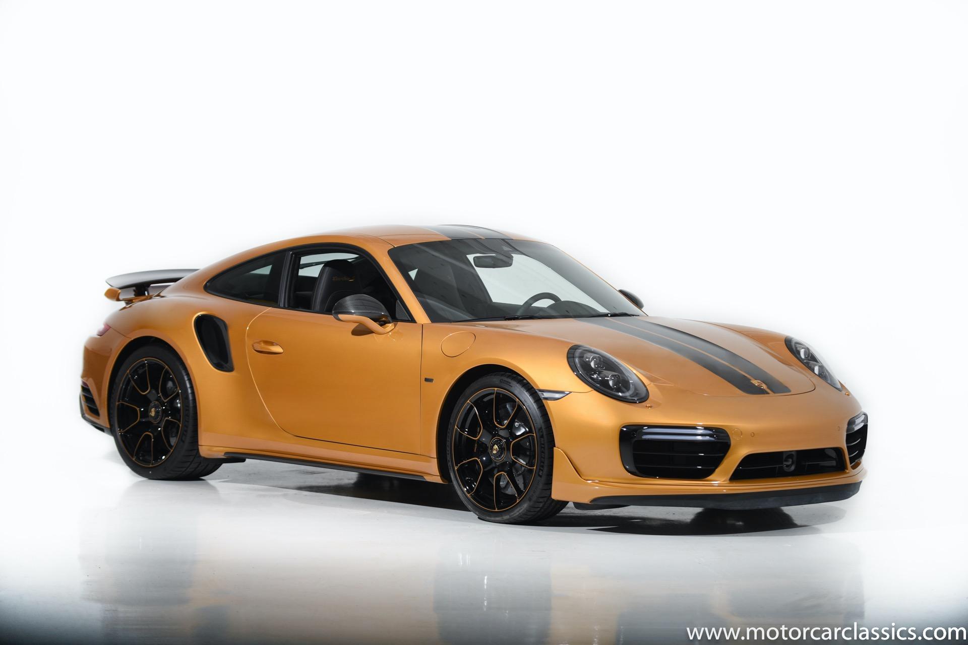 Used 2018 Porsche 911 Turbo S Exclusive | Farmingdale, NY