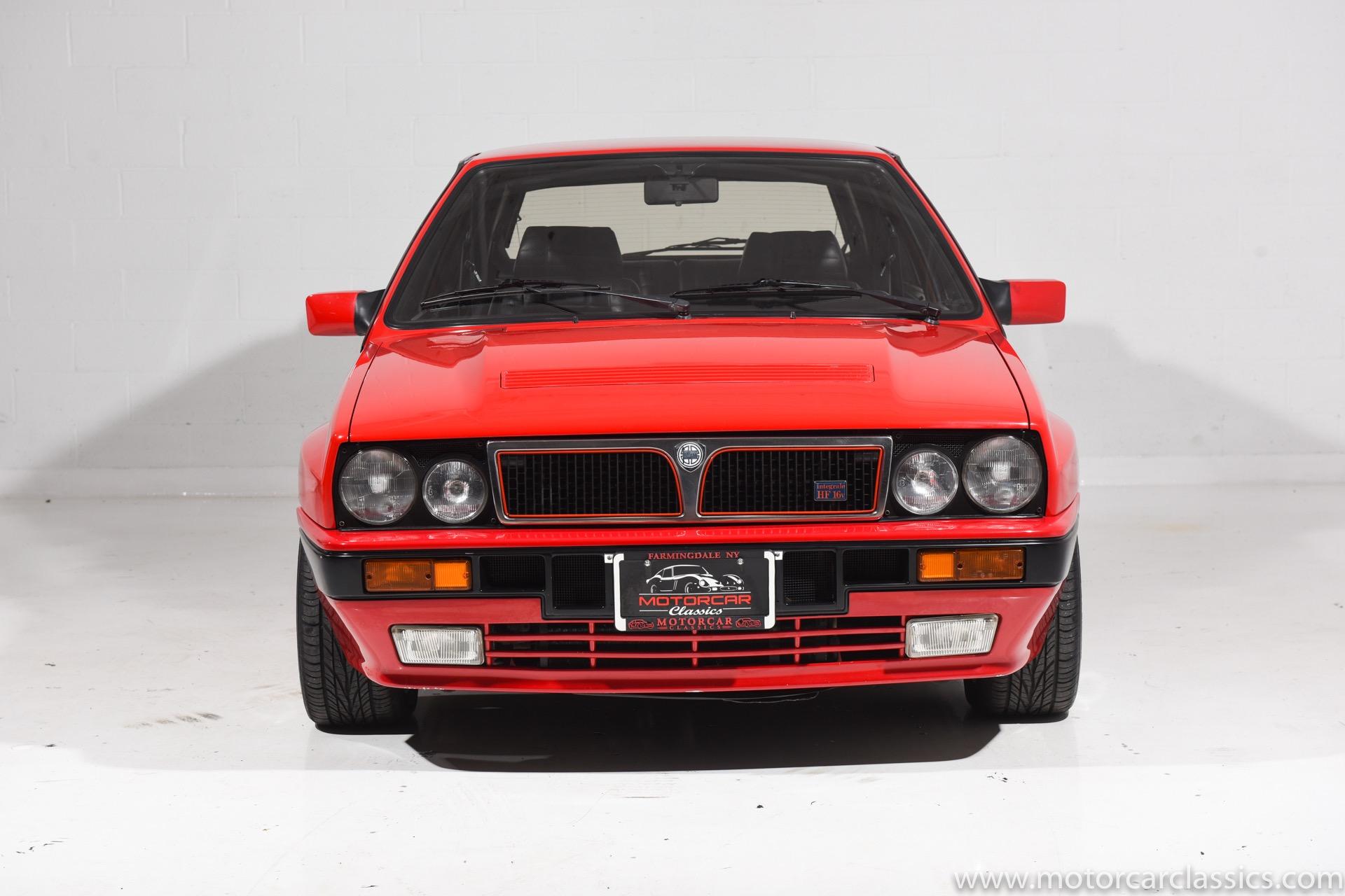 1991 Lancia Integrale Delta