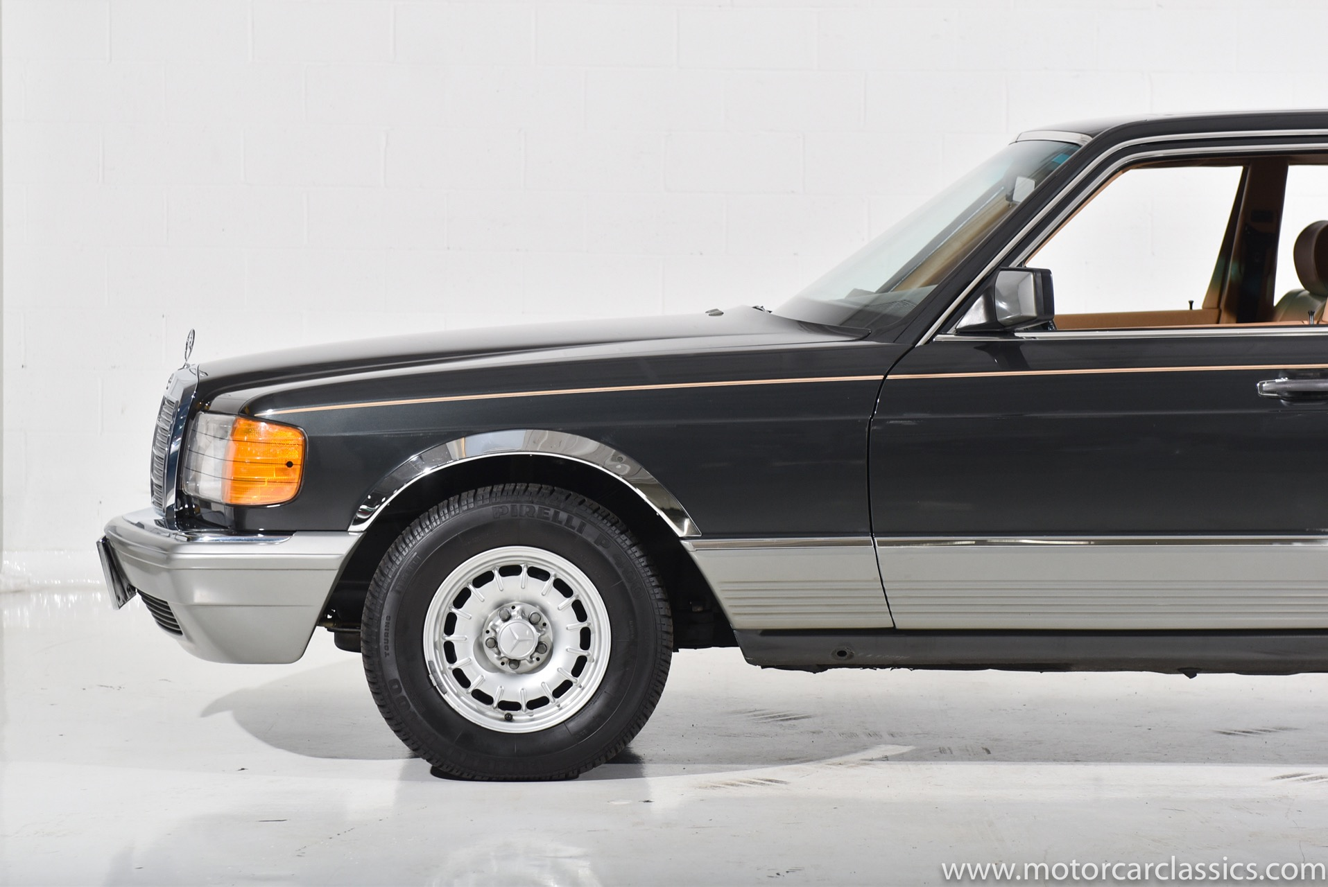 1985 Mercedes-Benz 500-Class 500 SEL