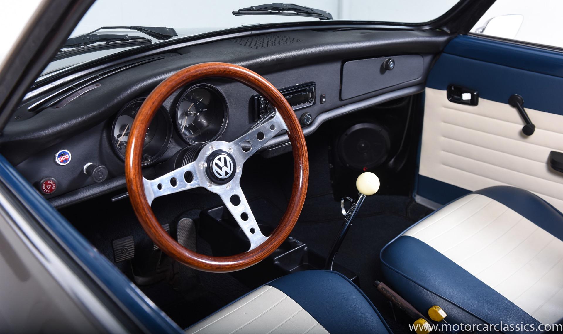1974 Volkswagen Karmann Ghia