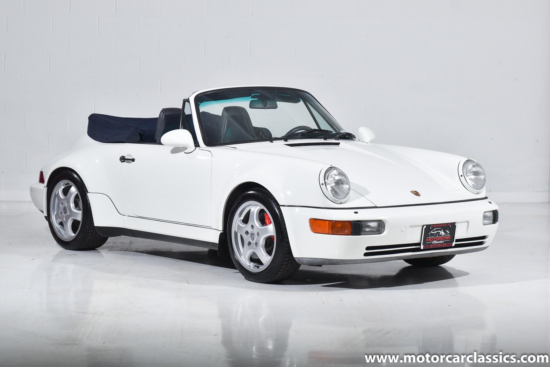 Used 1993 Porsche 911 America Roadster | Farmingdale, NY