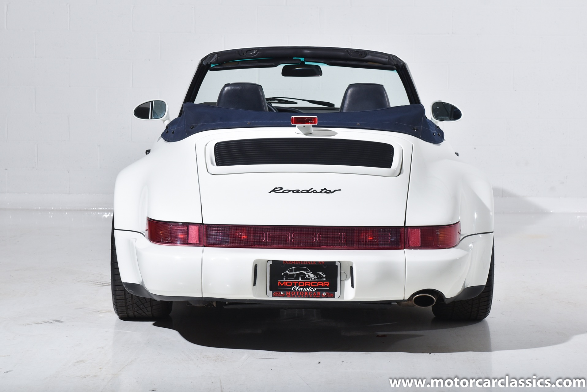 1993 Porsche 911 America Roadster